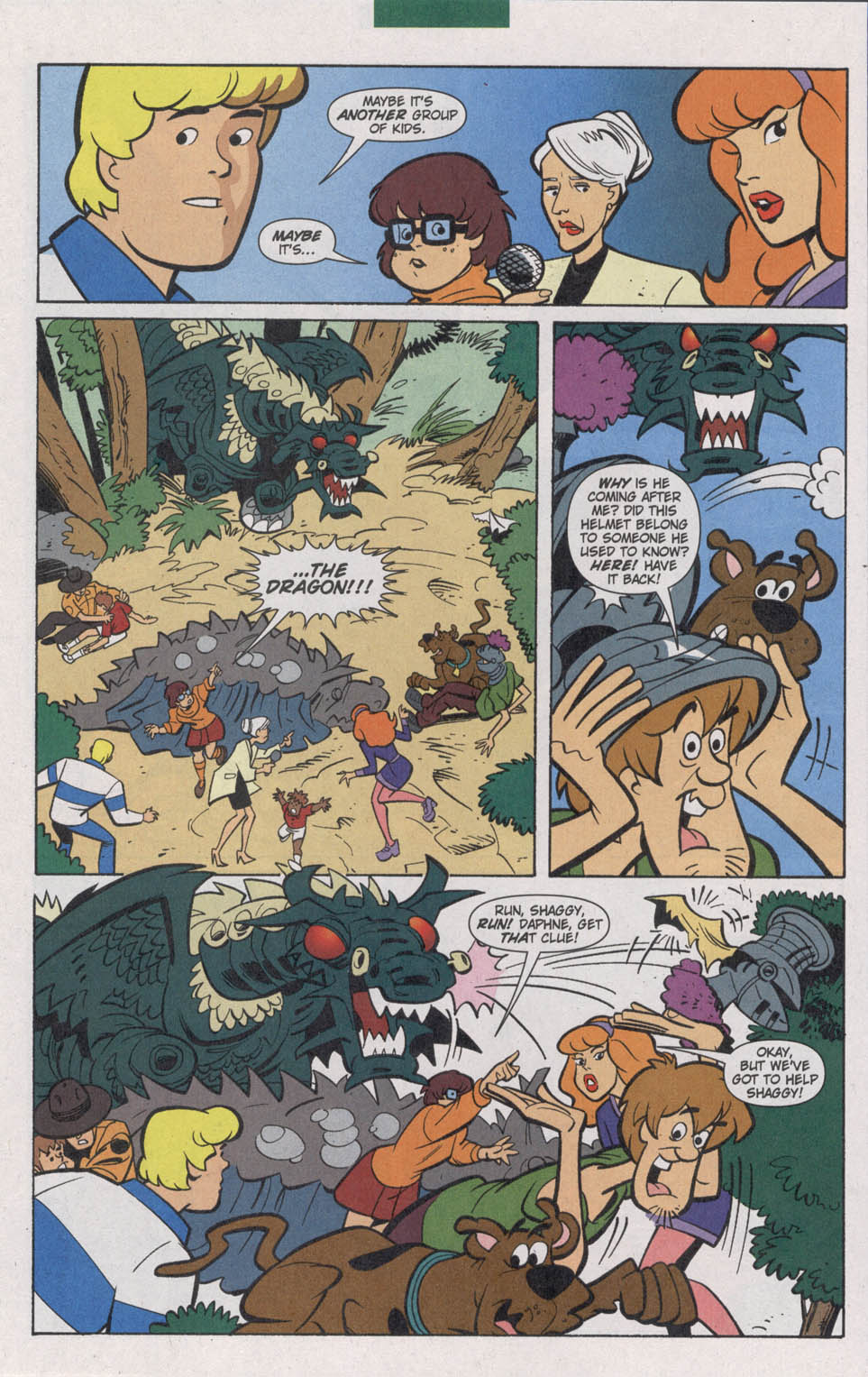 Read online Scooby-Doo (1997) comic -  Issue #78 - 12