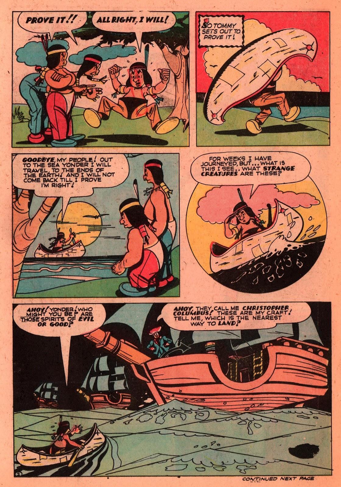 Jingle Jangle Comics issue 2 - Page 50