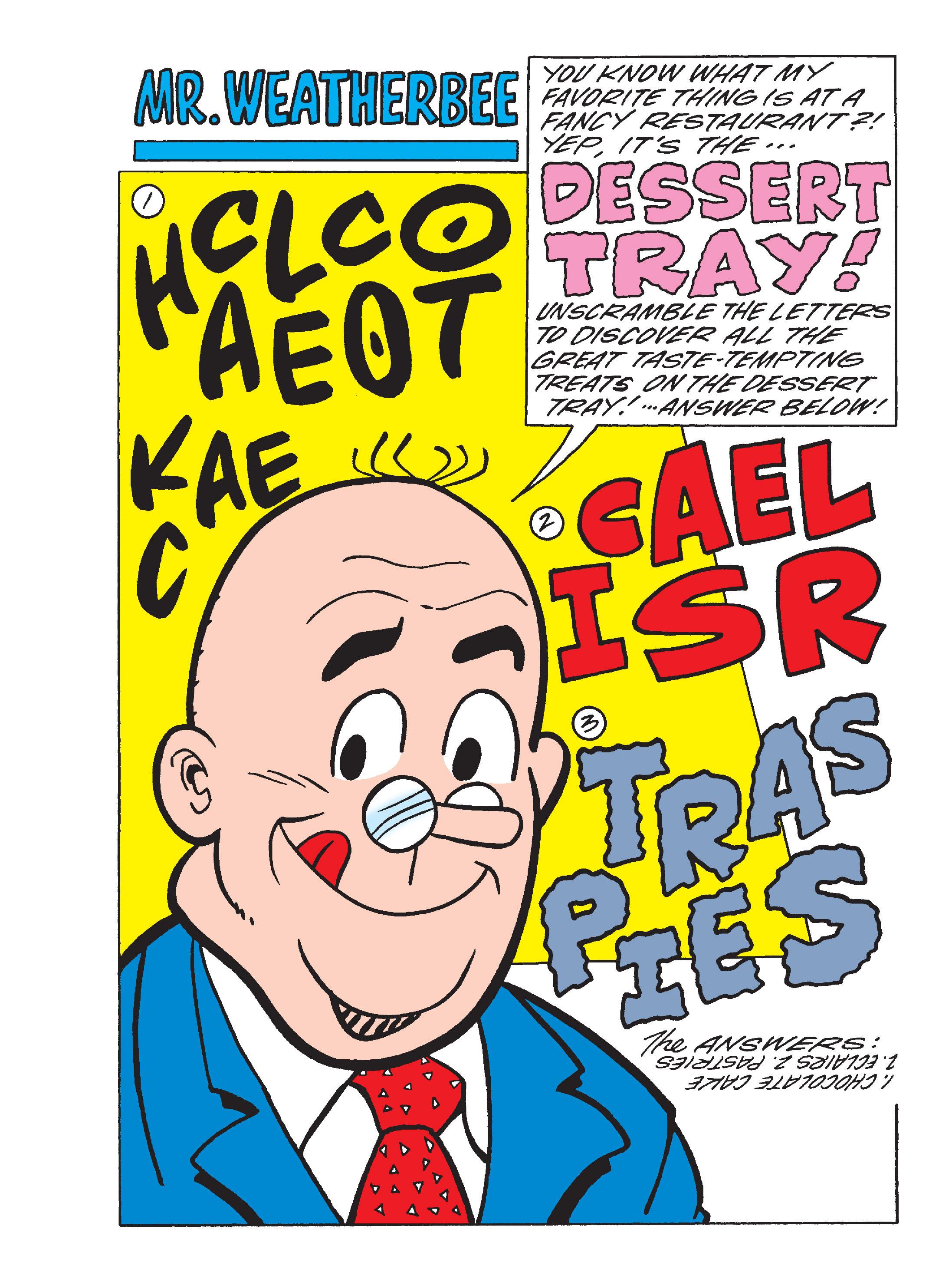 Read online Archie Giant Comics Collection comic -  Issue #Archie Giant Comics Collection TPB (Part 1) - 128
