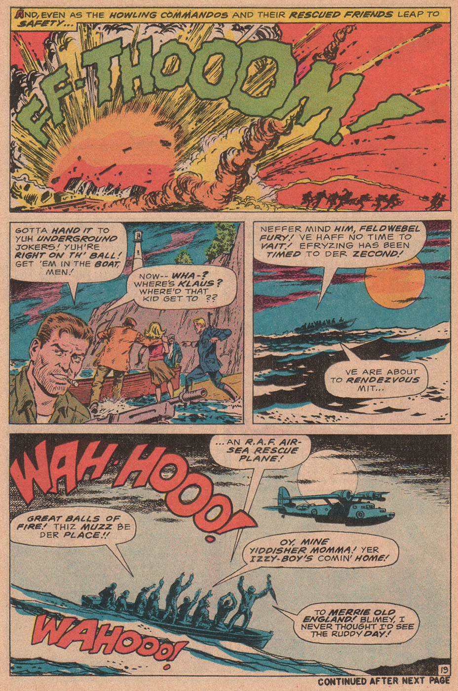 Read online Sgt. Fury comic -  Issue #78 - 30