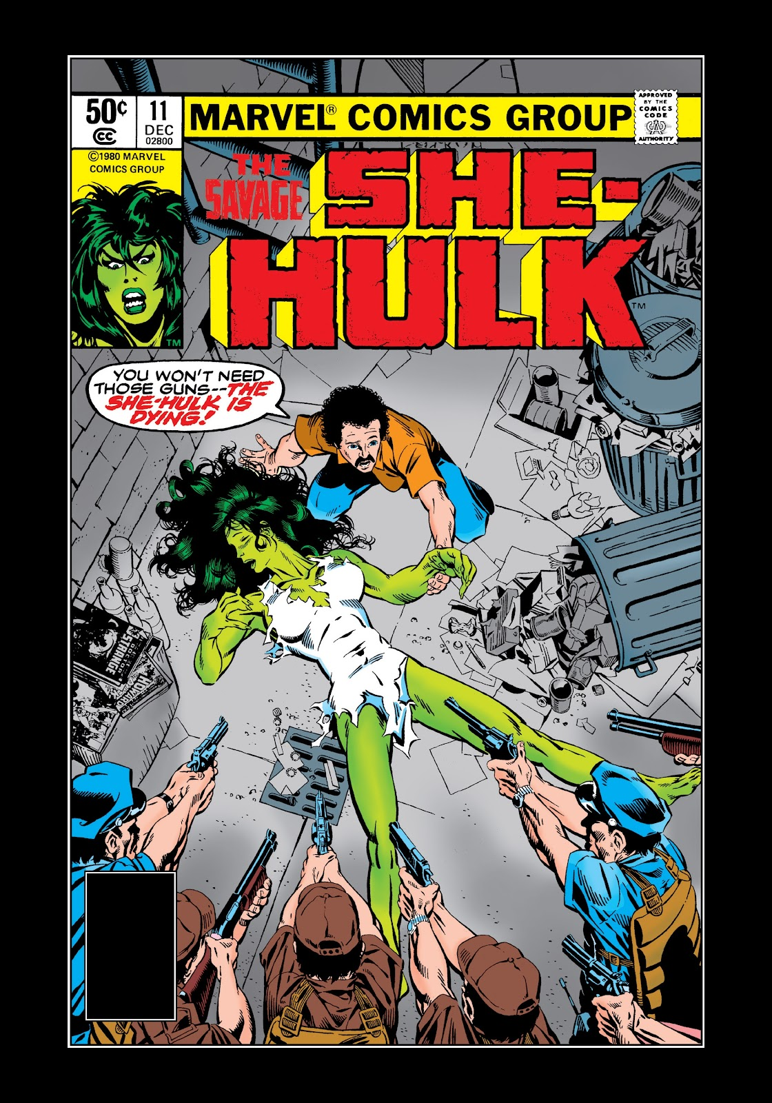 Marvel Masterworks: The Savage She-Hulk issue TPB_1_(Part_2) - Page 95