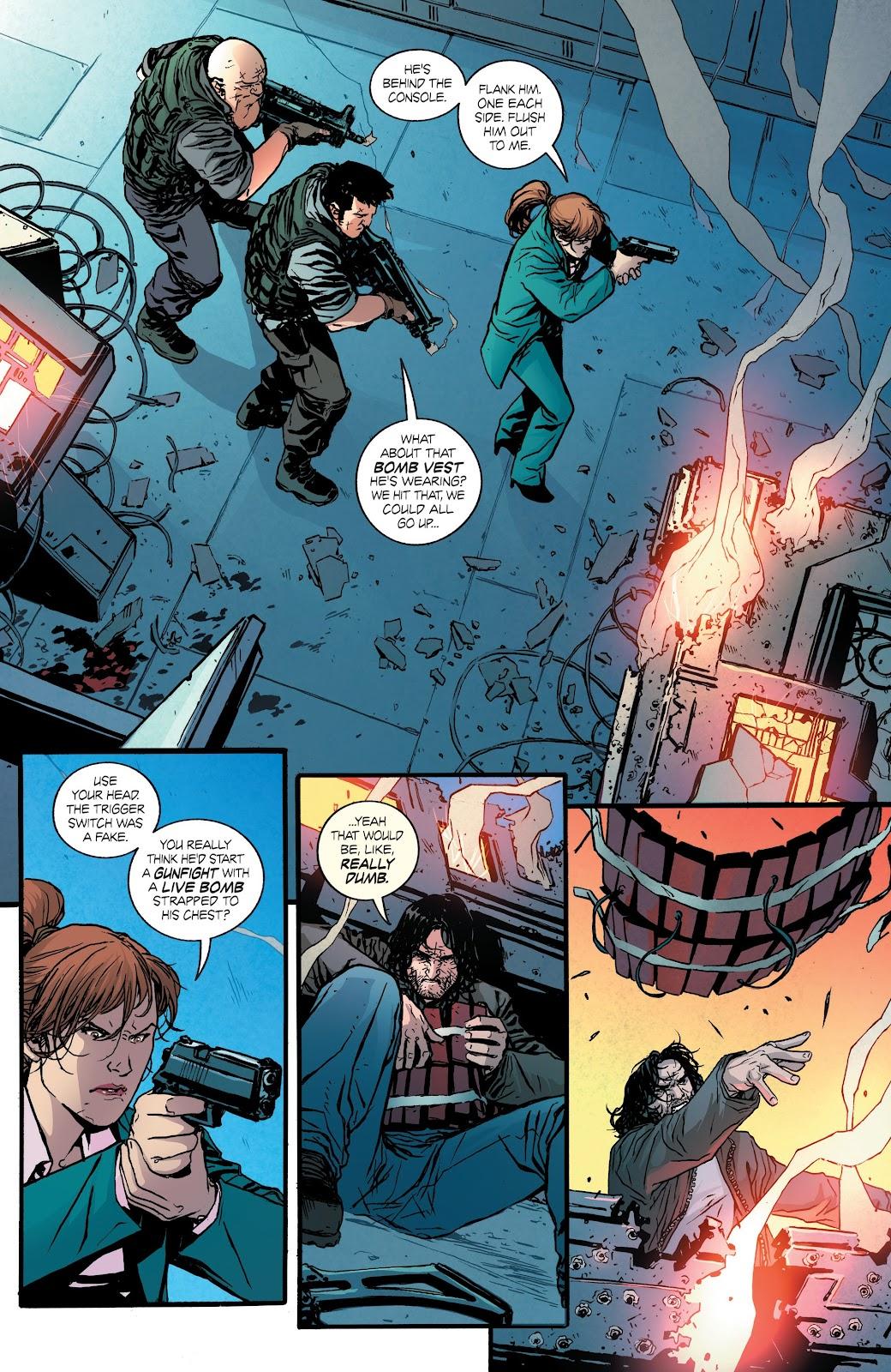Read online Hardcore comic -  Issue #5 - 9