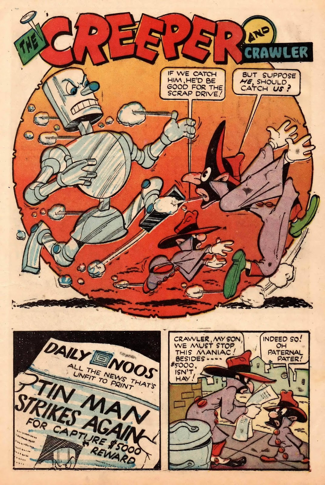 Ziggy Pig-Silly Seal Comics (1944) issue 2 - Page 23