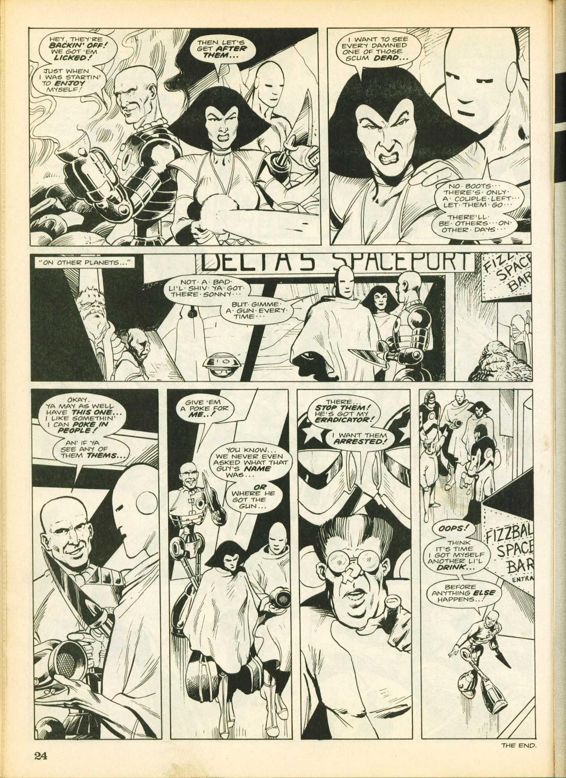 Warrior Issue #25 #26 - English 24