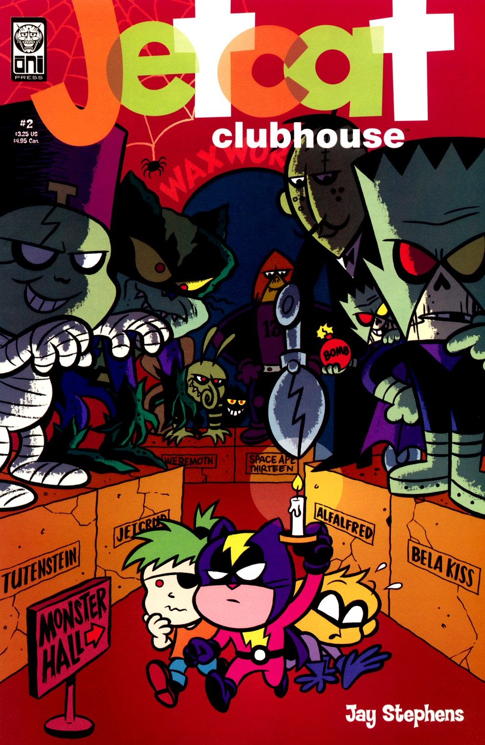 Jetcat Clubhouse issue 2 - Page 1