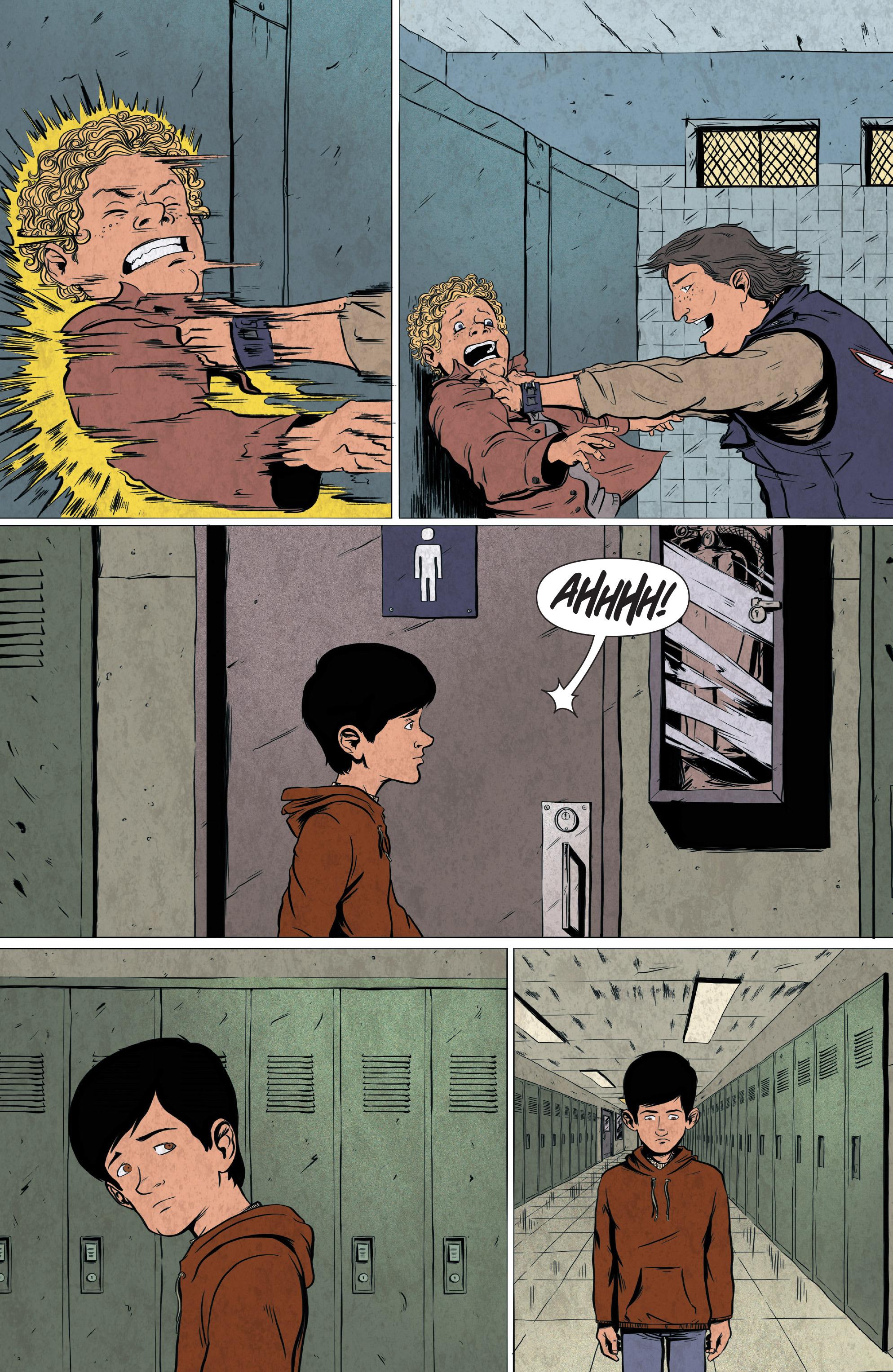 Read online Translucid comic -  Issue #4 - 8