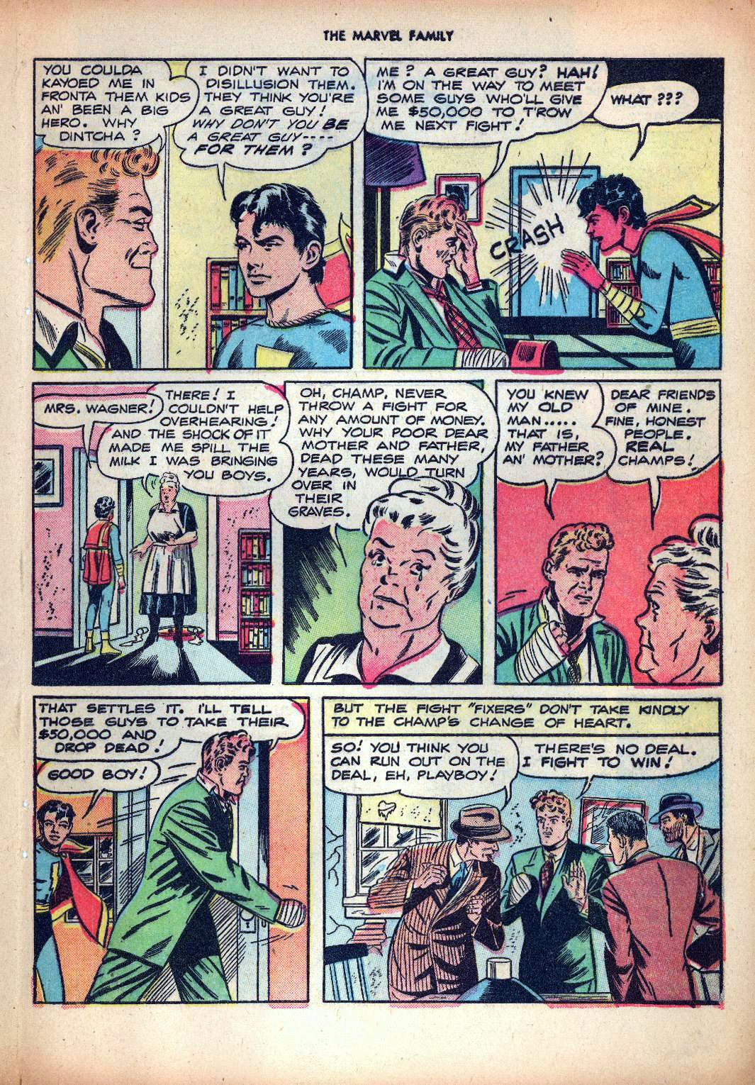 The Marvel Family issue 25 - Page 21