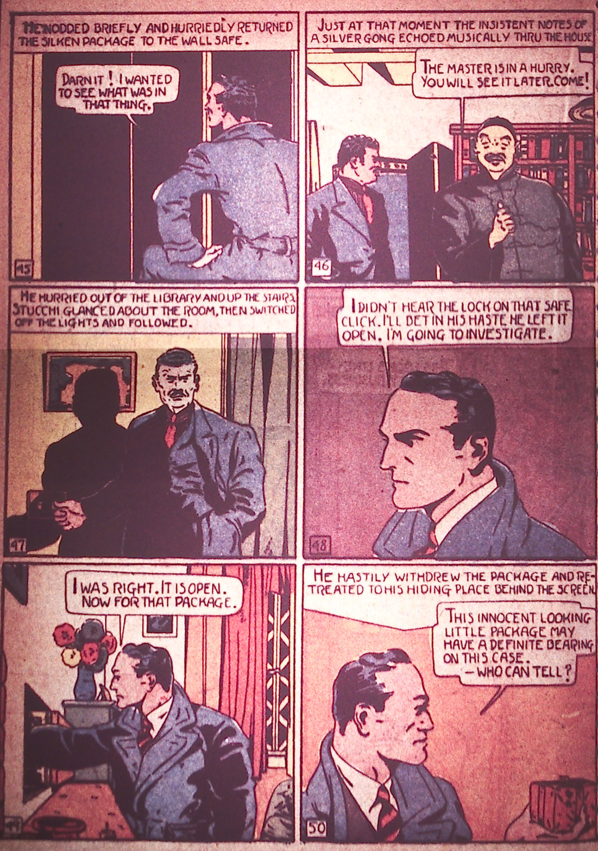 Detective Comics (1937) 4 Page 29