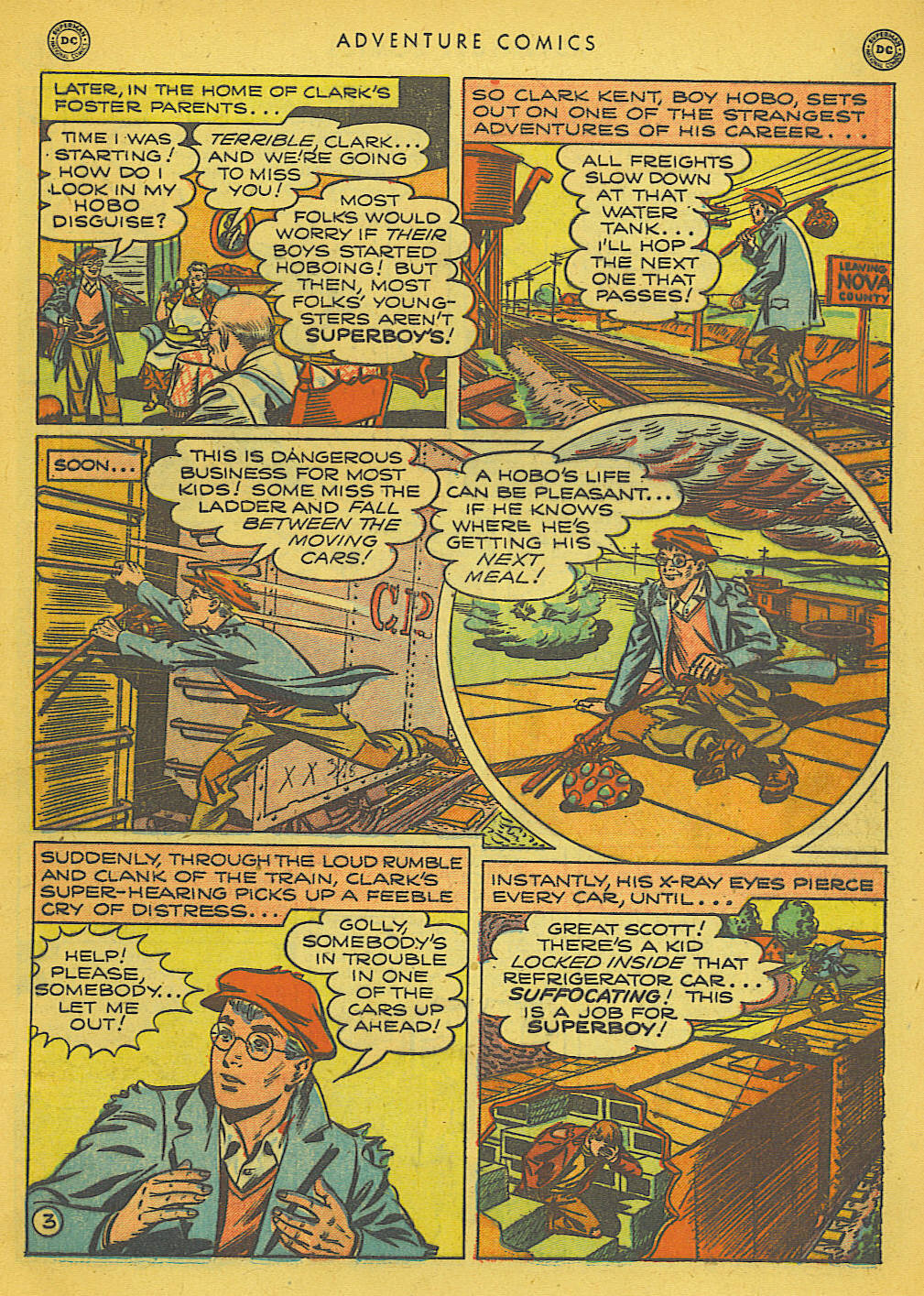 Read online Adventure Comics (1938) comic -  Issue #153 - 4