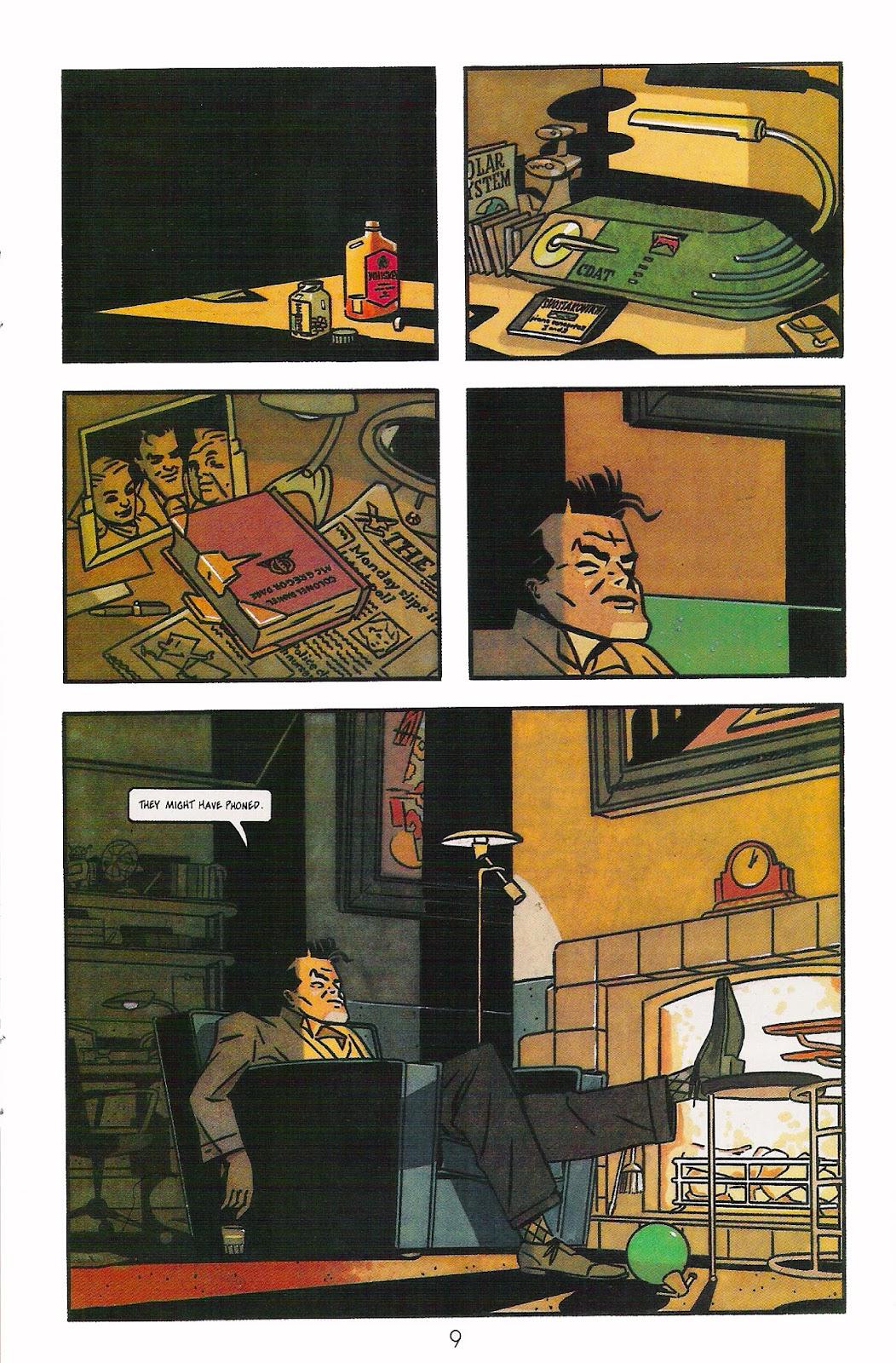 Read online Dare comic -  Issue #1 - 11