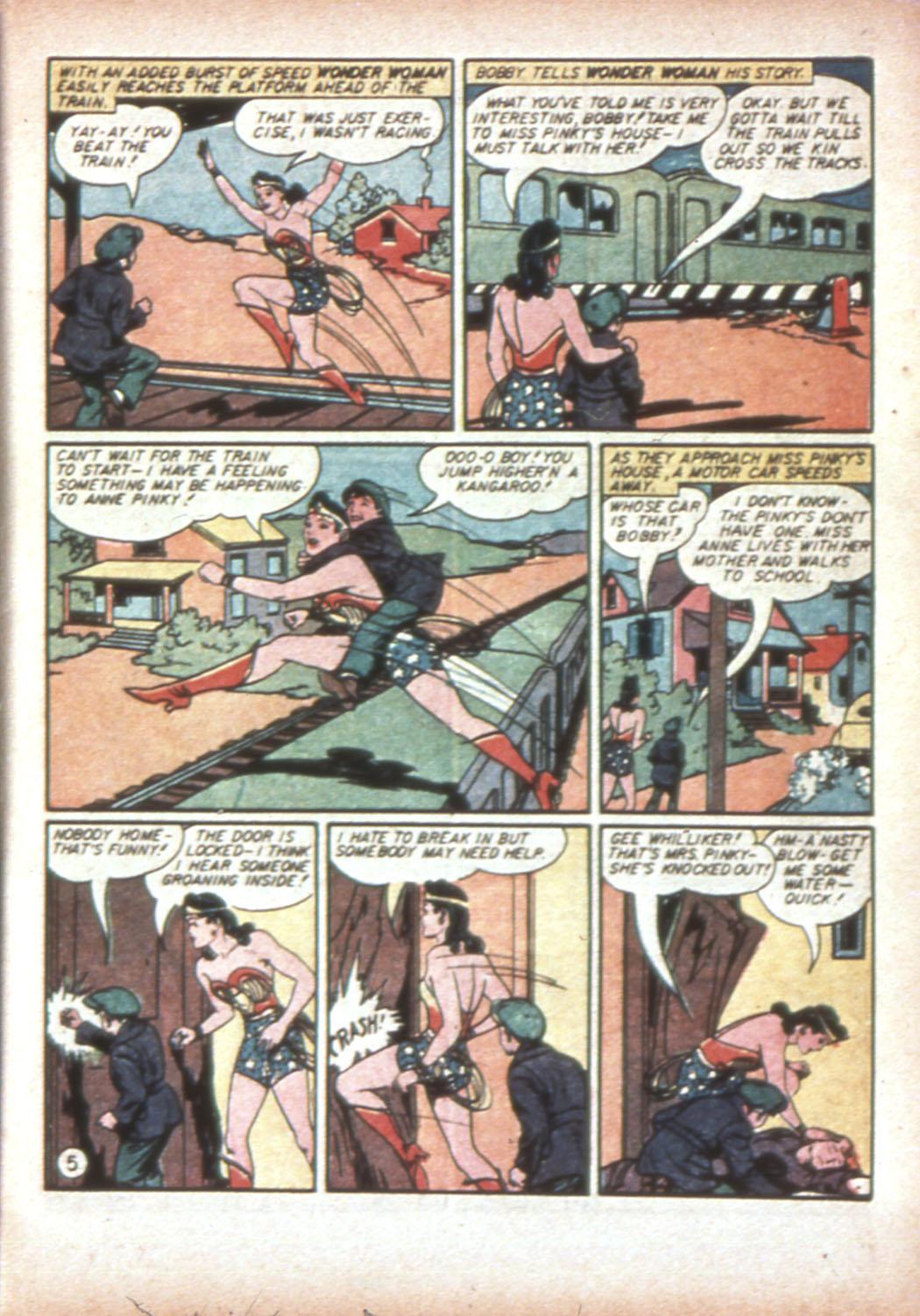 Read online Sensation (Mystery) Comics comic -  Issue #19 - 7