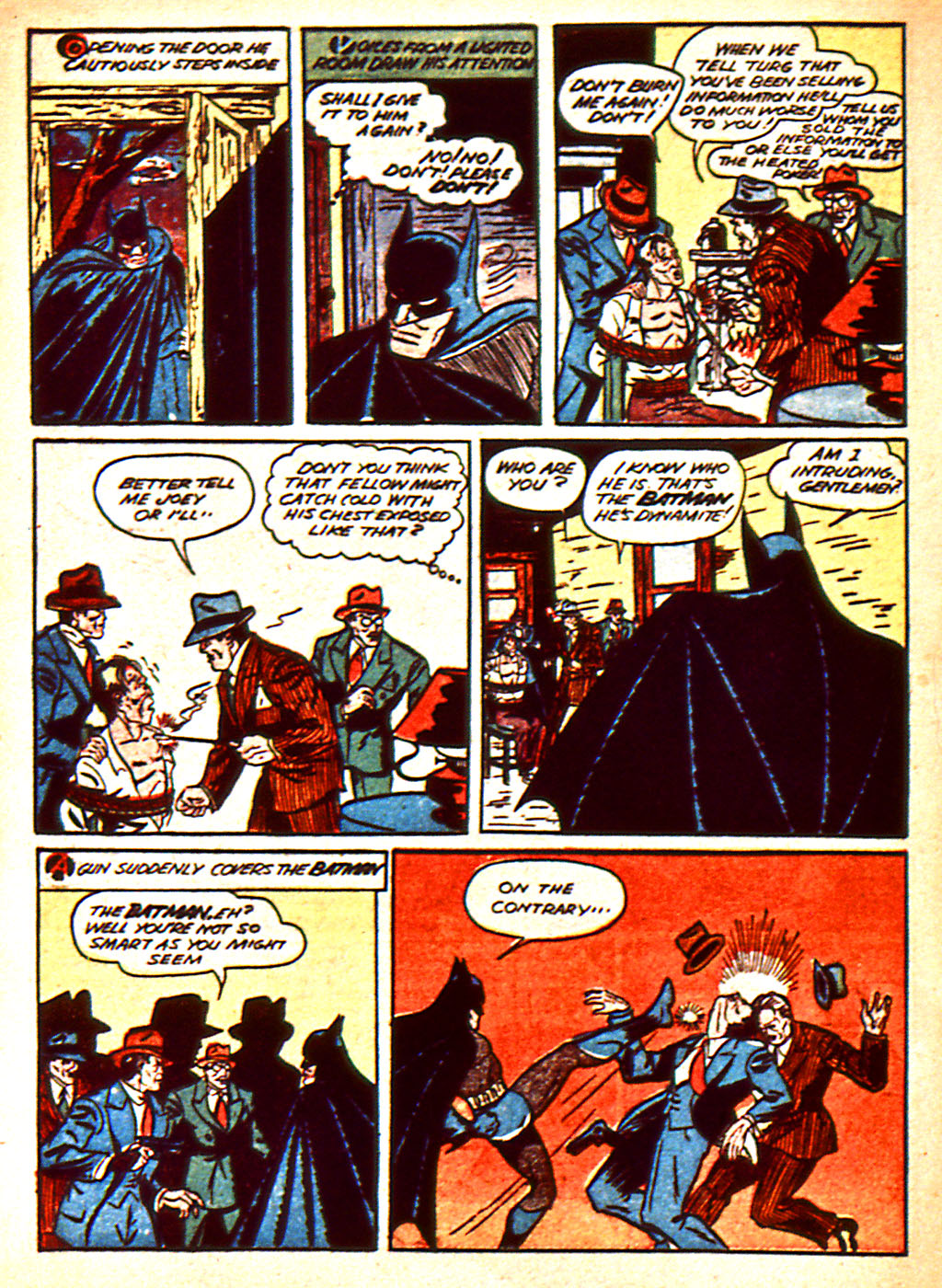 Read online Detective Comics (1937) comic -  Issue #37 - 5