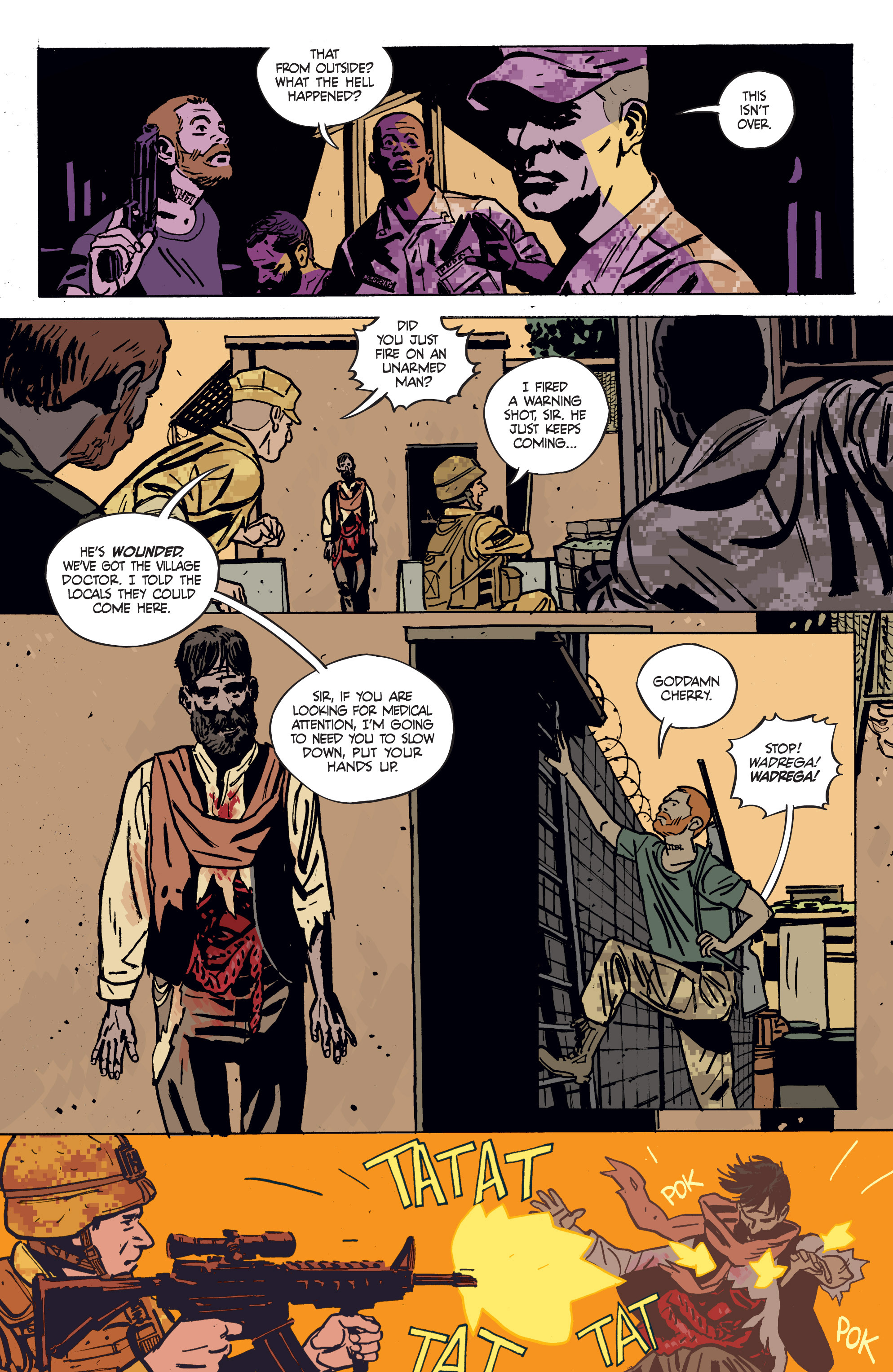 Read online Graveyard of Empires comic -  Issue # TPB - 38