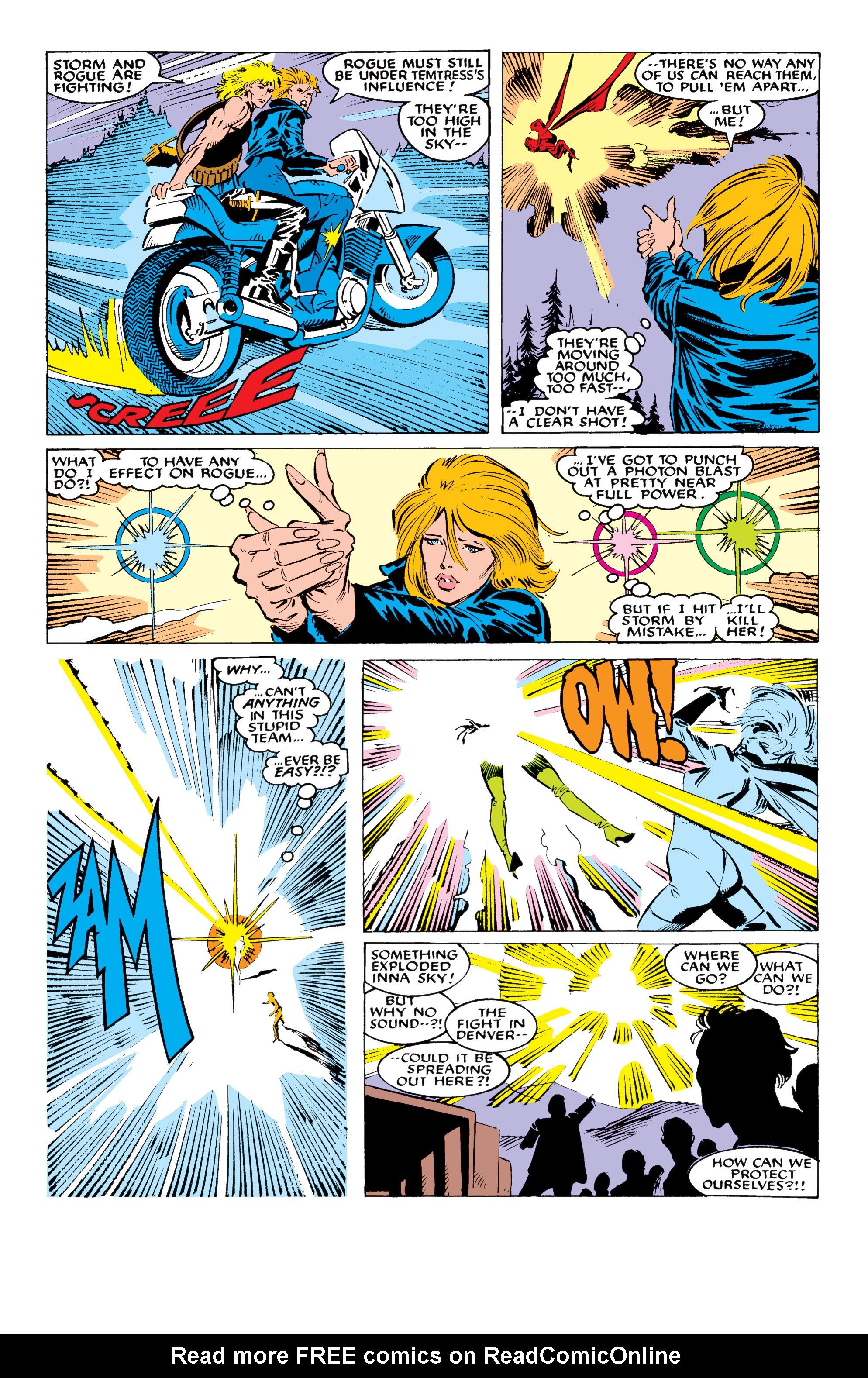 Read online Uncanny X-Men (1963) comic -  Issue #234 - 17