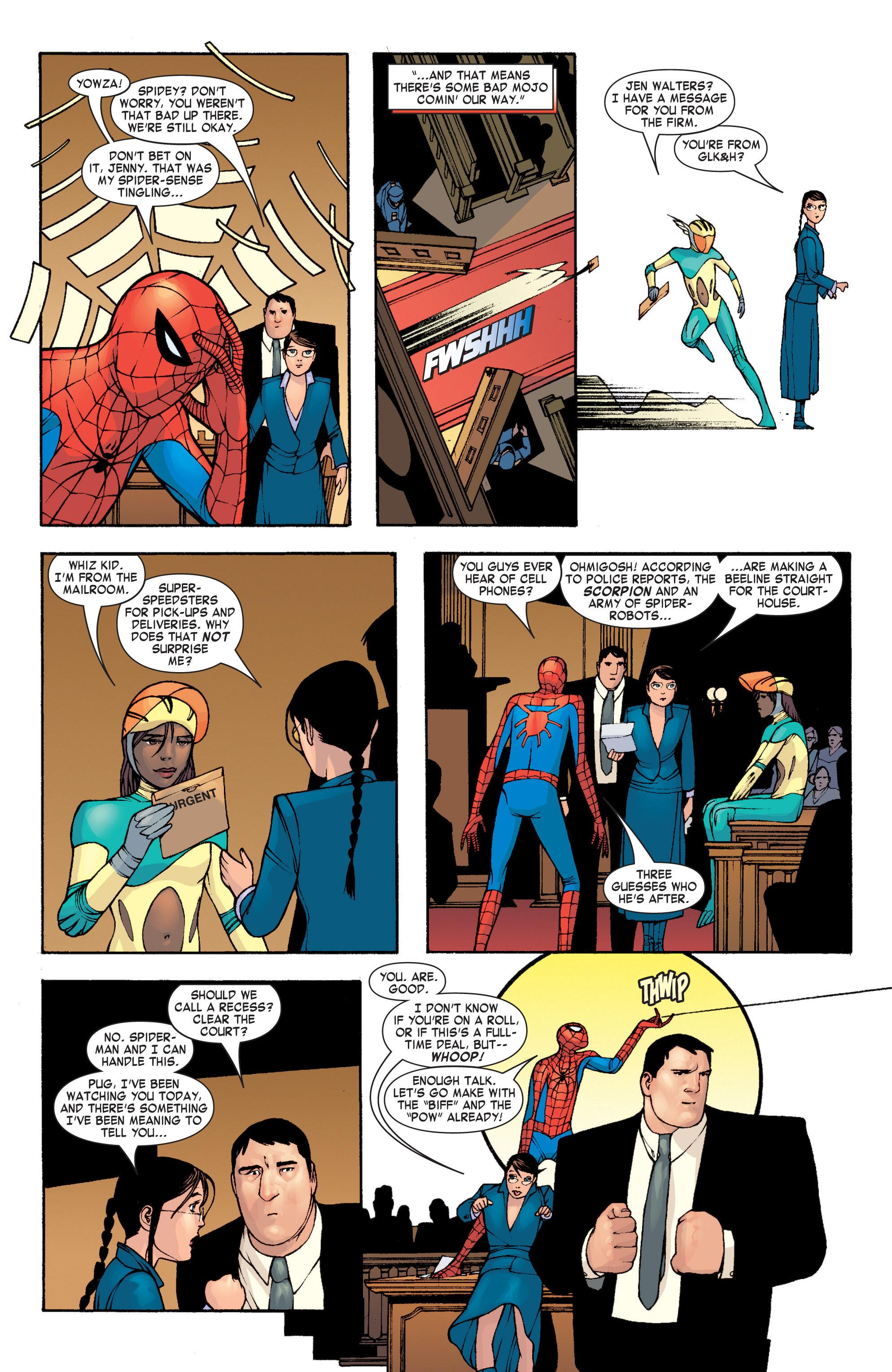 Read online She-Hulk (2004) comic -  Issue #4 - 15