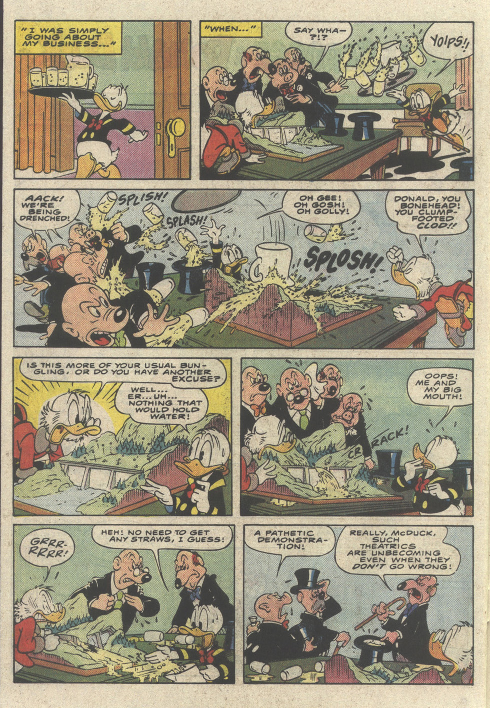 Read online Uncle Scrooge (1953) comic -  Issue #233 - 24