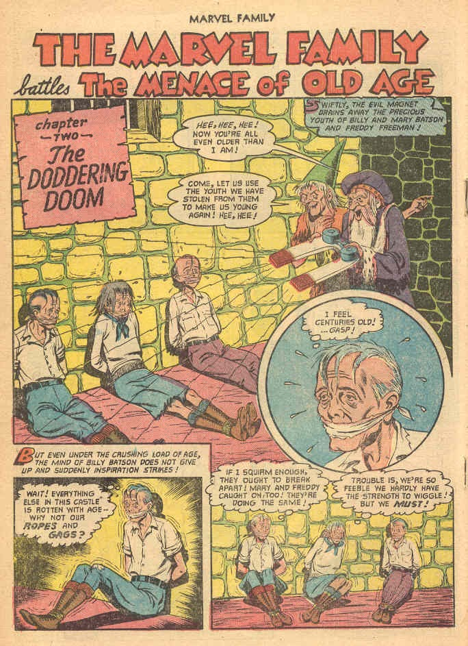 The Marvel Family issue 69 - Page 18