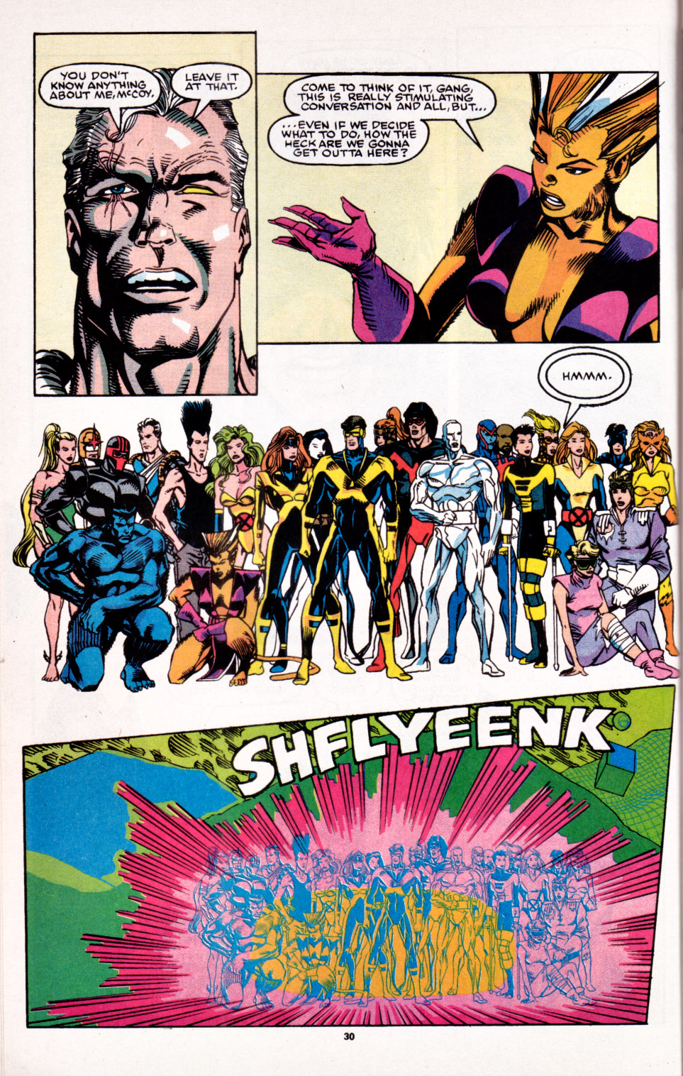 Read online X-Factor (1986) comic -  Issue # _ Annual 6 - 26
