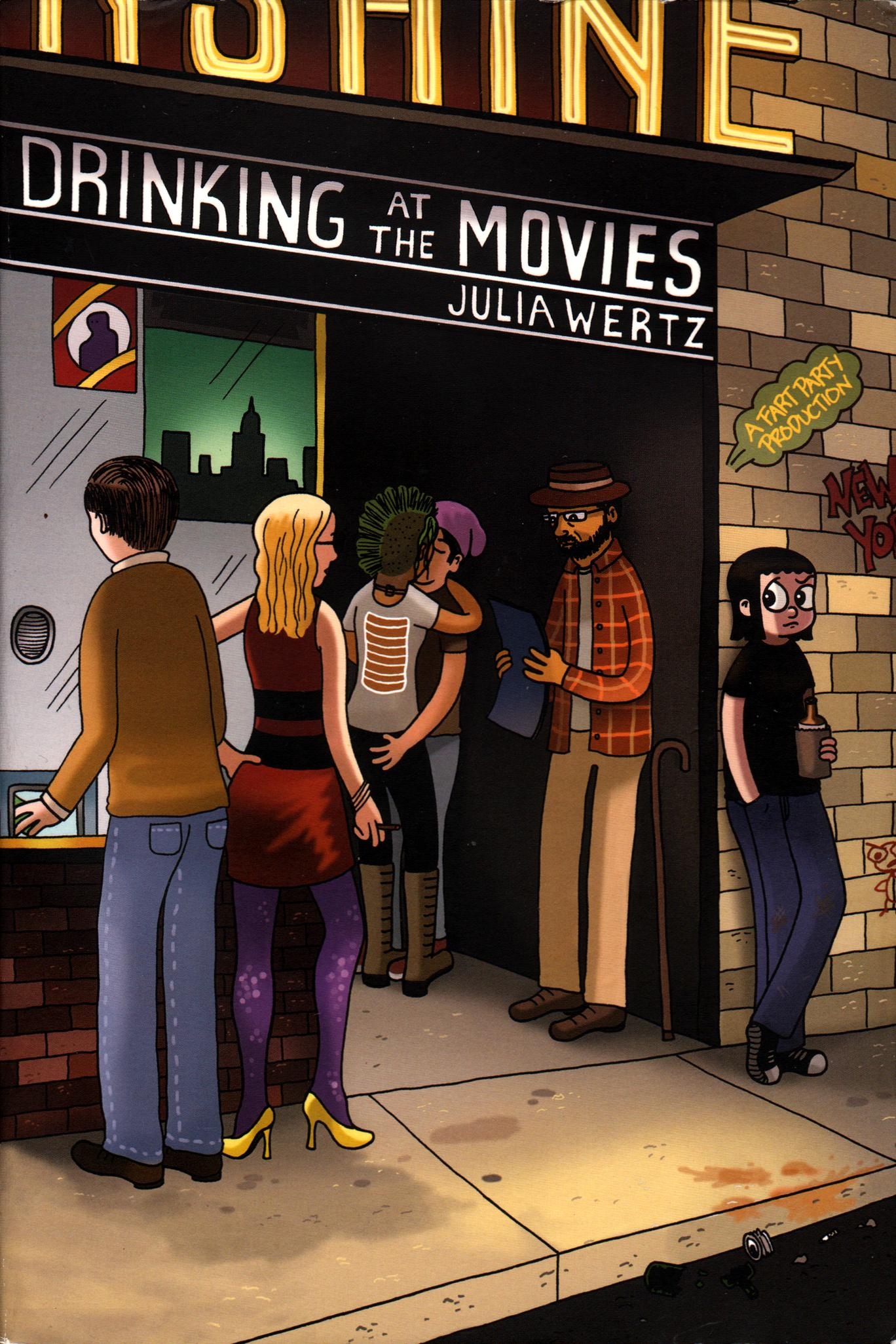 Read online Drinking at the Movies comic -  Issue # Full - 1