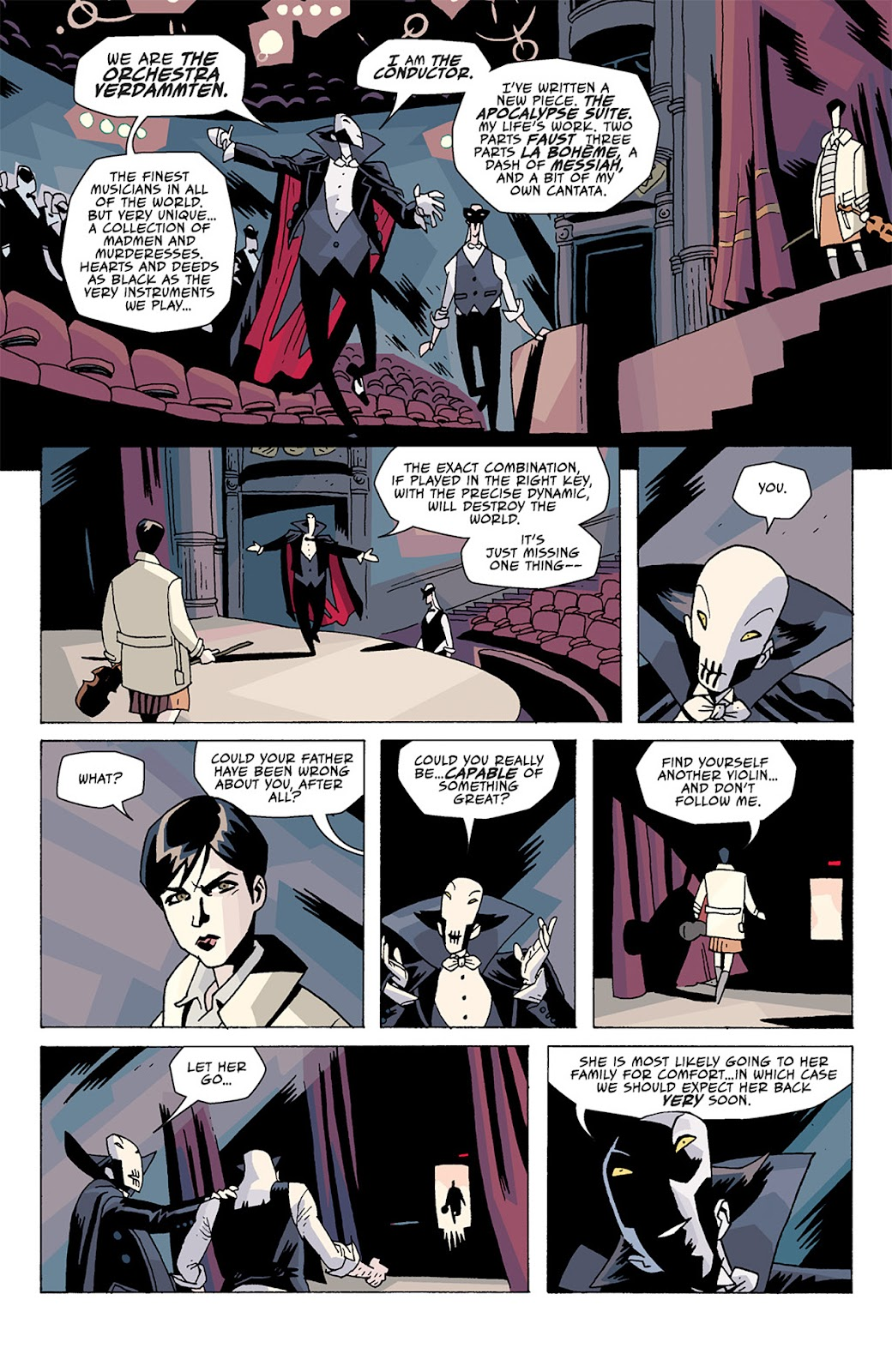 The Umbrella Academy: Apocalypse Suite issue 2 - Page 18