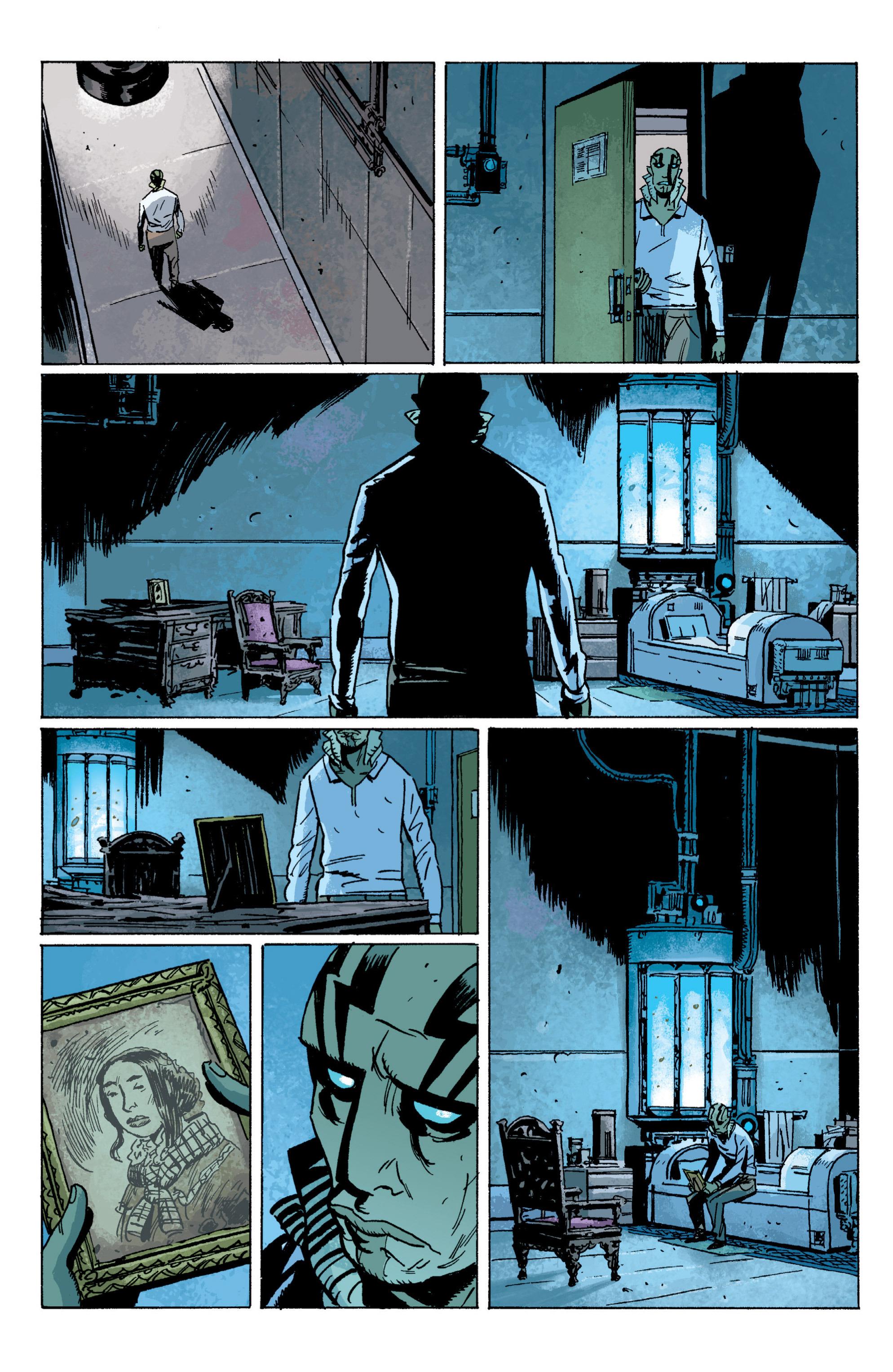 Read online B.P.R.D. (2003) comic -  Issue # TPB 5 - 39