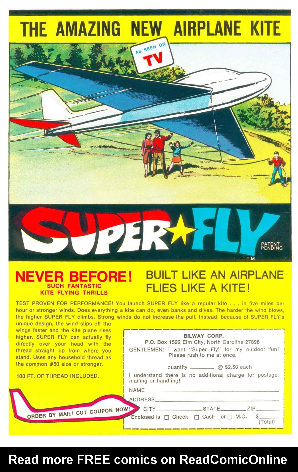 Read online Shazam! (1973) comic -  Issue #13 - 11