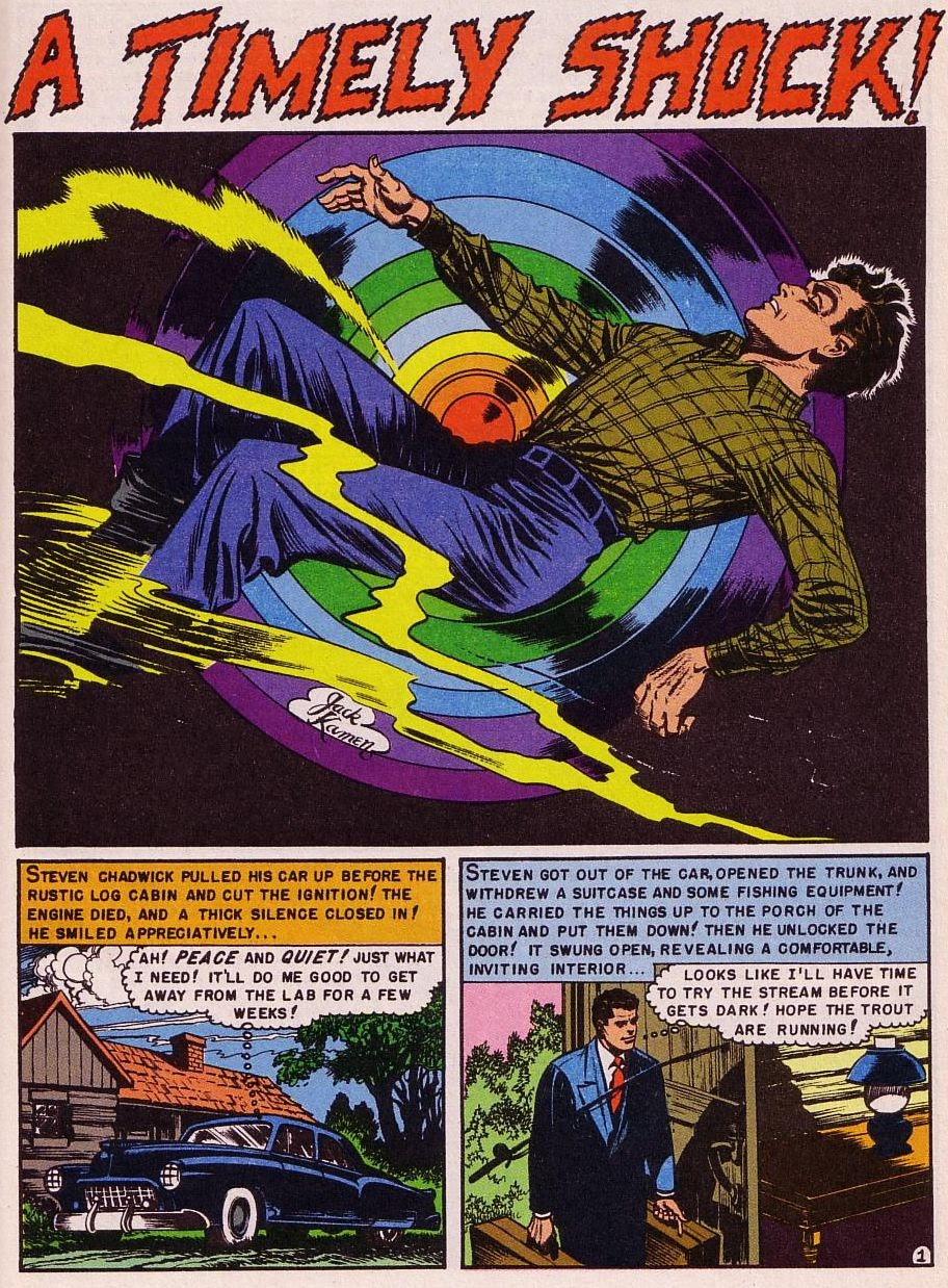 Weird Fantasy (1951) issue 10 - Page 11