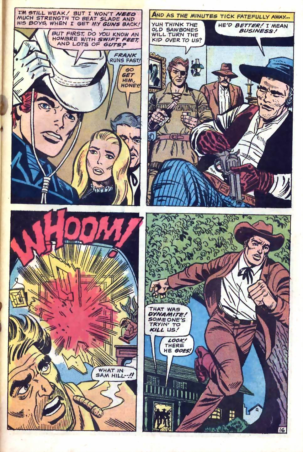 The Rawhide Kid (1955) issue 75 - Page 23