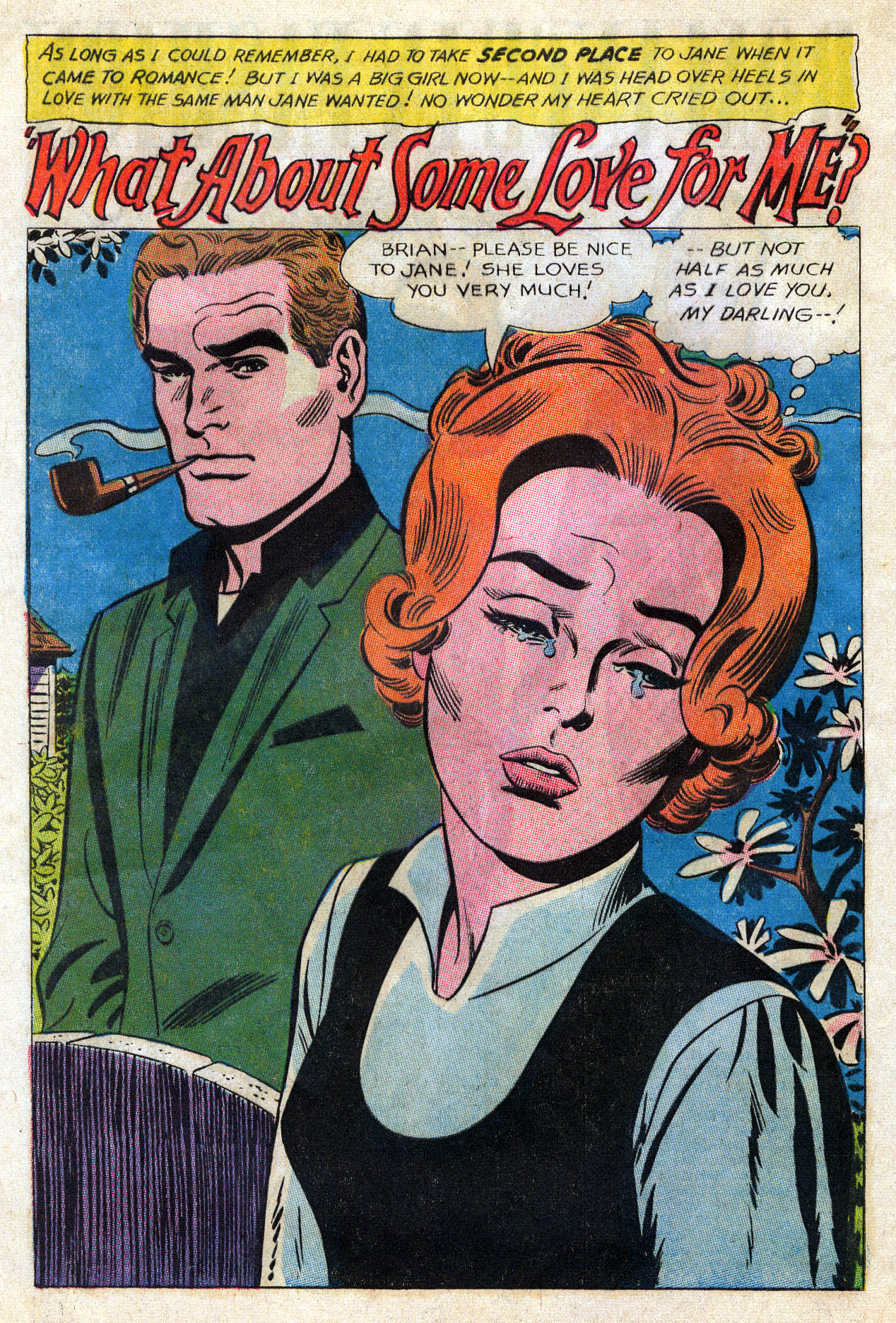 Read online Secret Hearts comic -  Issue #109 - 23