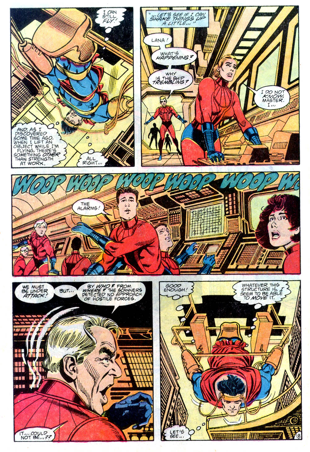 Read online Adventures of Superman (1987) comic -  Issue #436 - 19