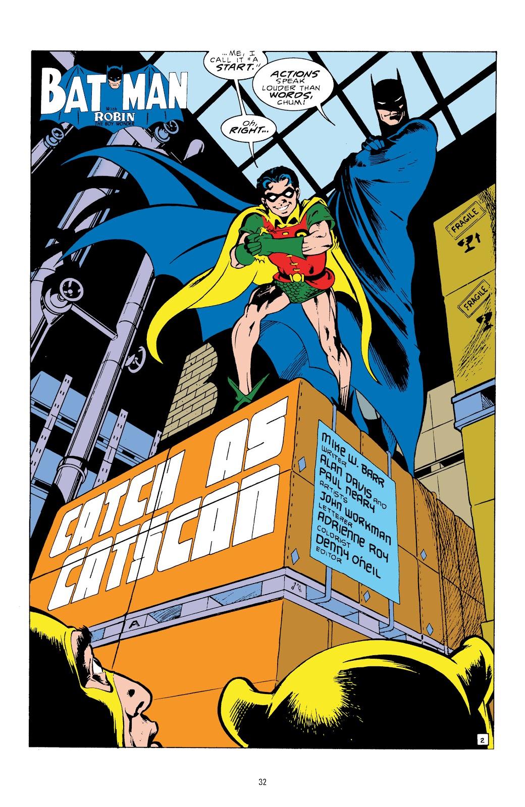 Read online Detective Comics (1937) comic -  Issue # _TPB Batman - The Dark Knight Detective 1 (Part 1) - 32