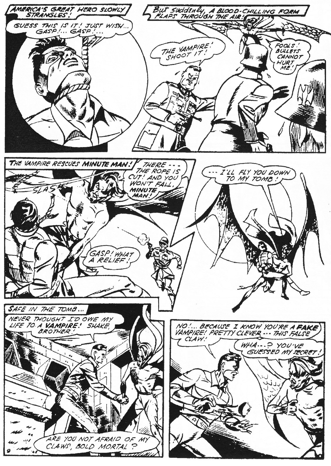 Read online Men of Mystery Comics comic -  Issue #77 - 12