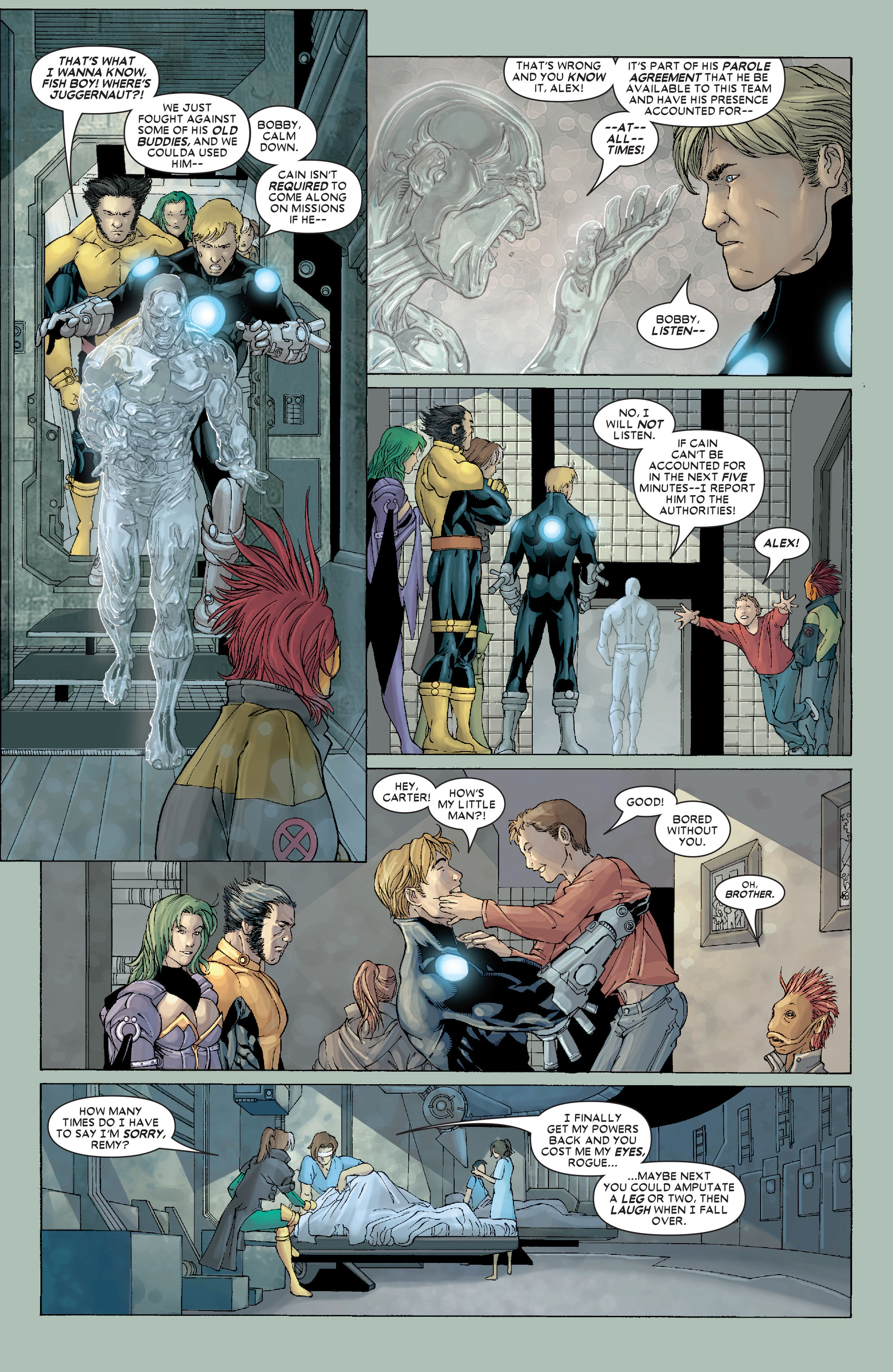X-Men (1991) 161 Page 13