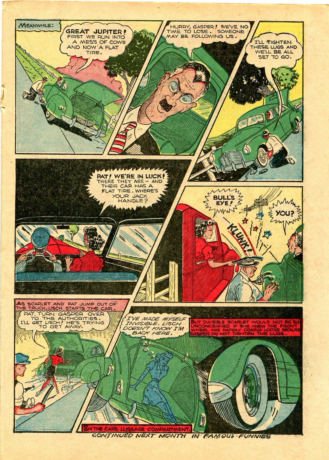 Read online Famous Funnies comic -  Issue #102 - 33