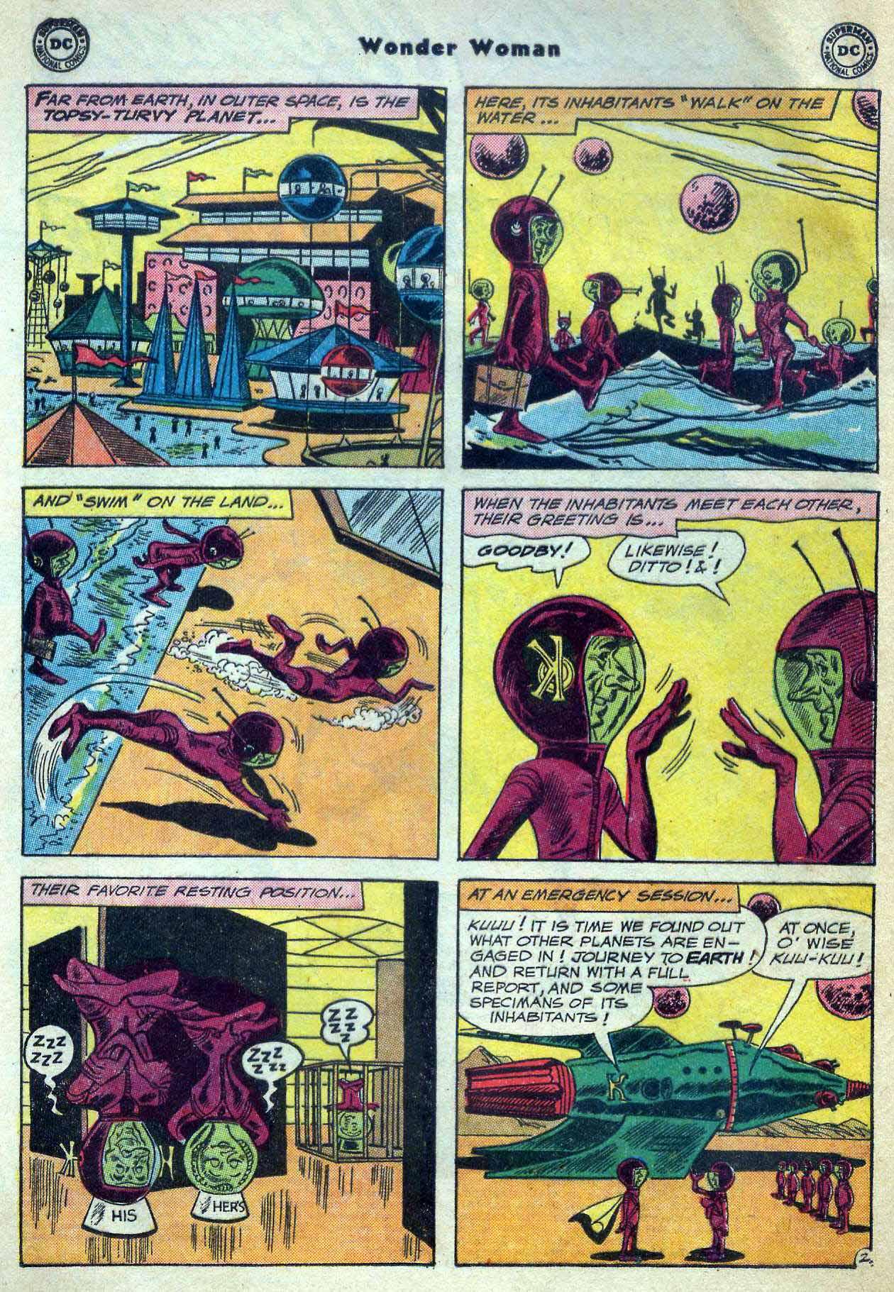 Read online Wonder Woman (1942) comic -  Issue #127 - 4