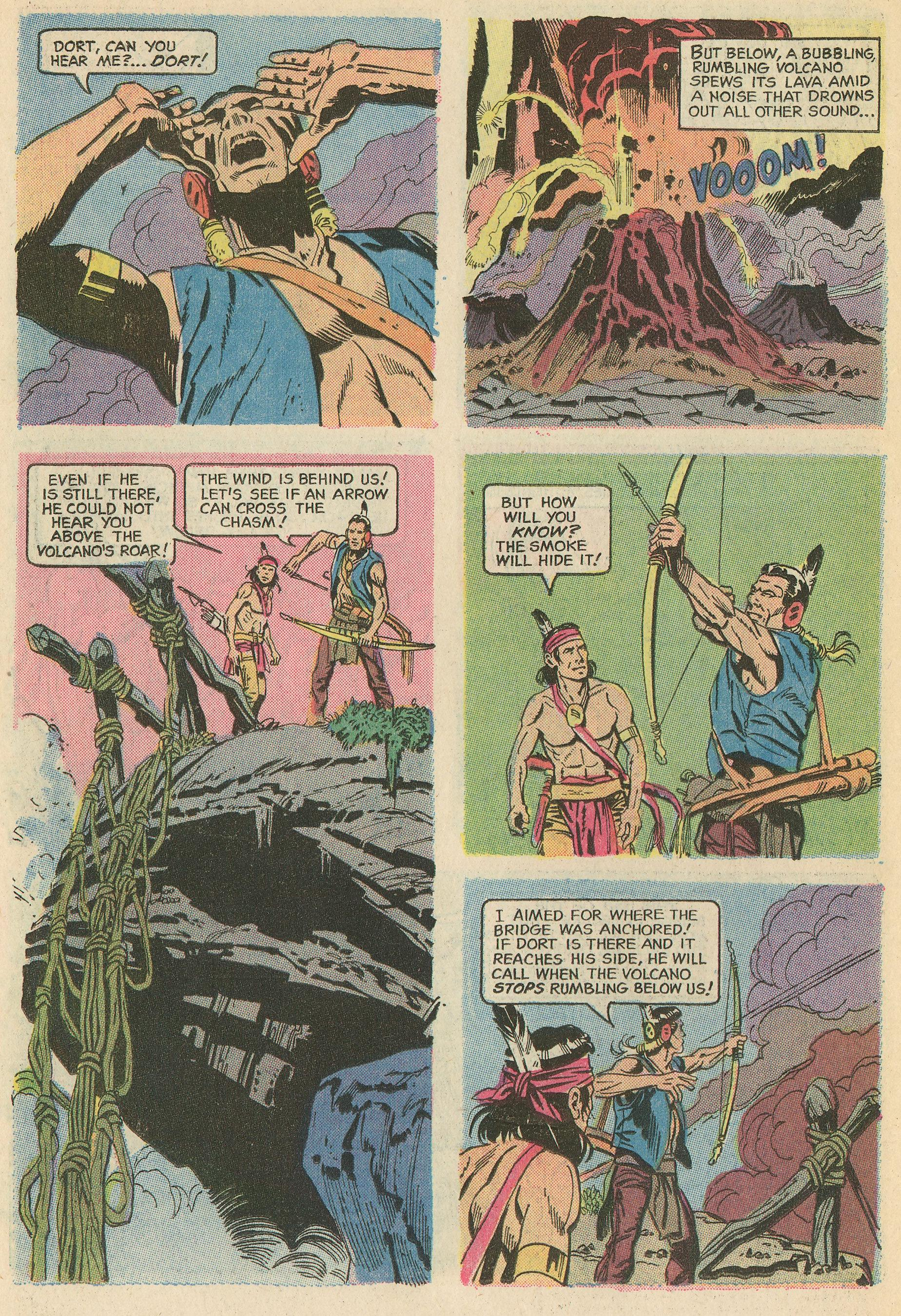 Read online Turok, Son of Stone comic -  Issue #78 - 26