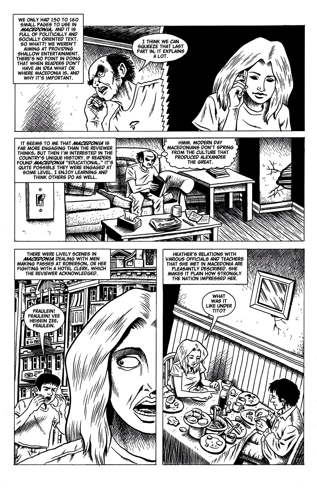 Read online American Splendor (2008) comic -  Issue #1 - 26