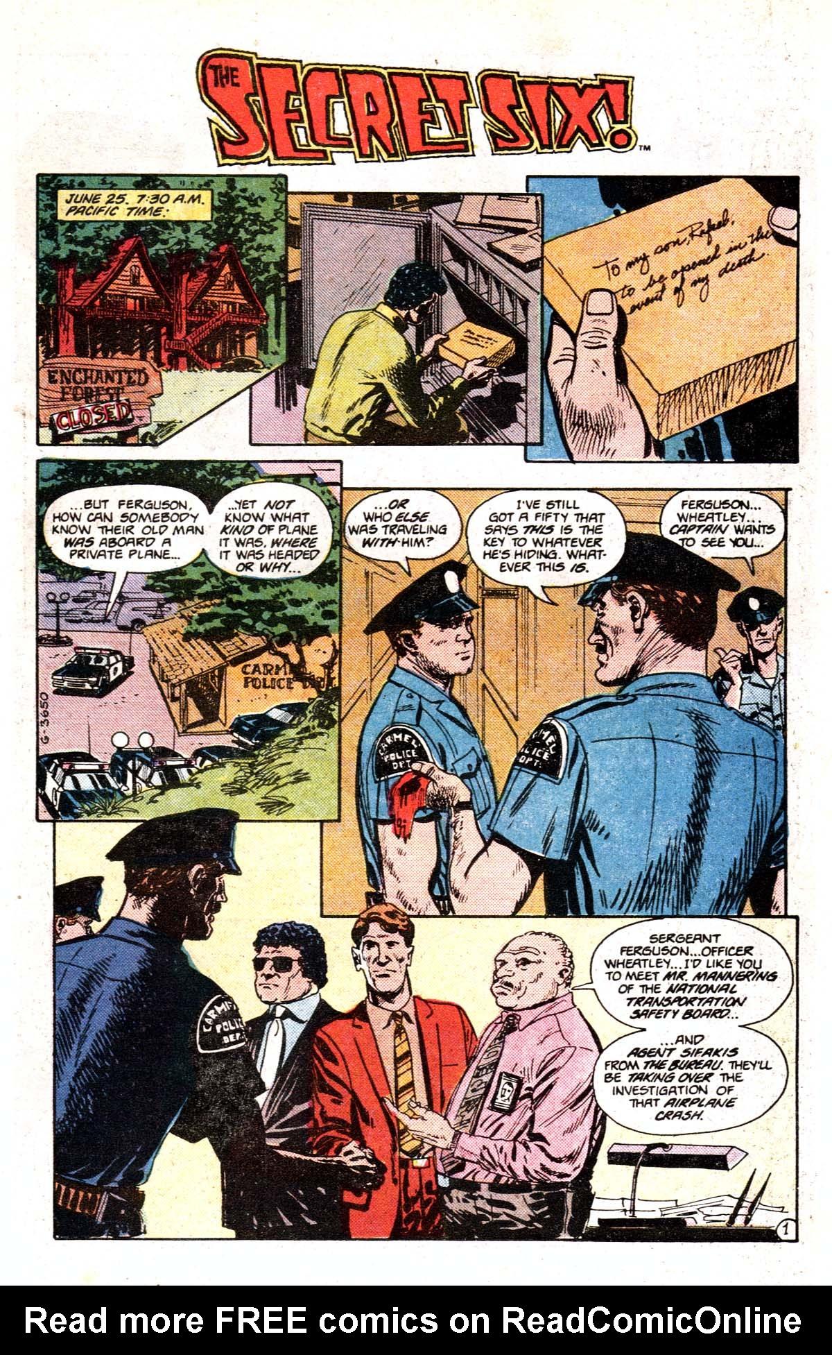 Action Comics (1938) 606 Page 9