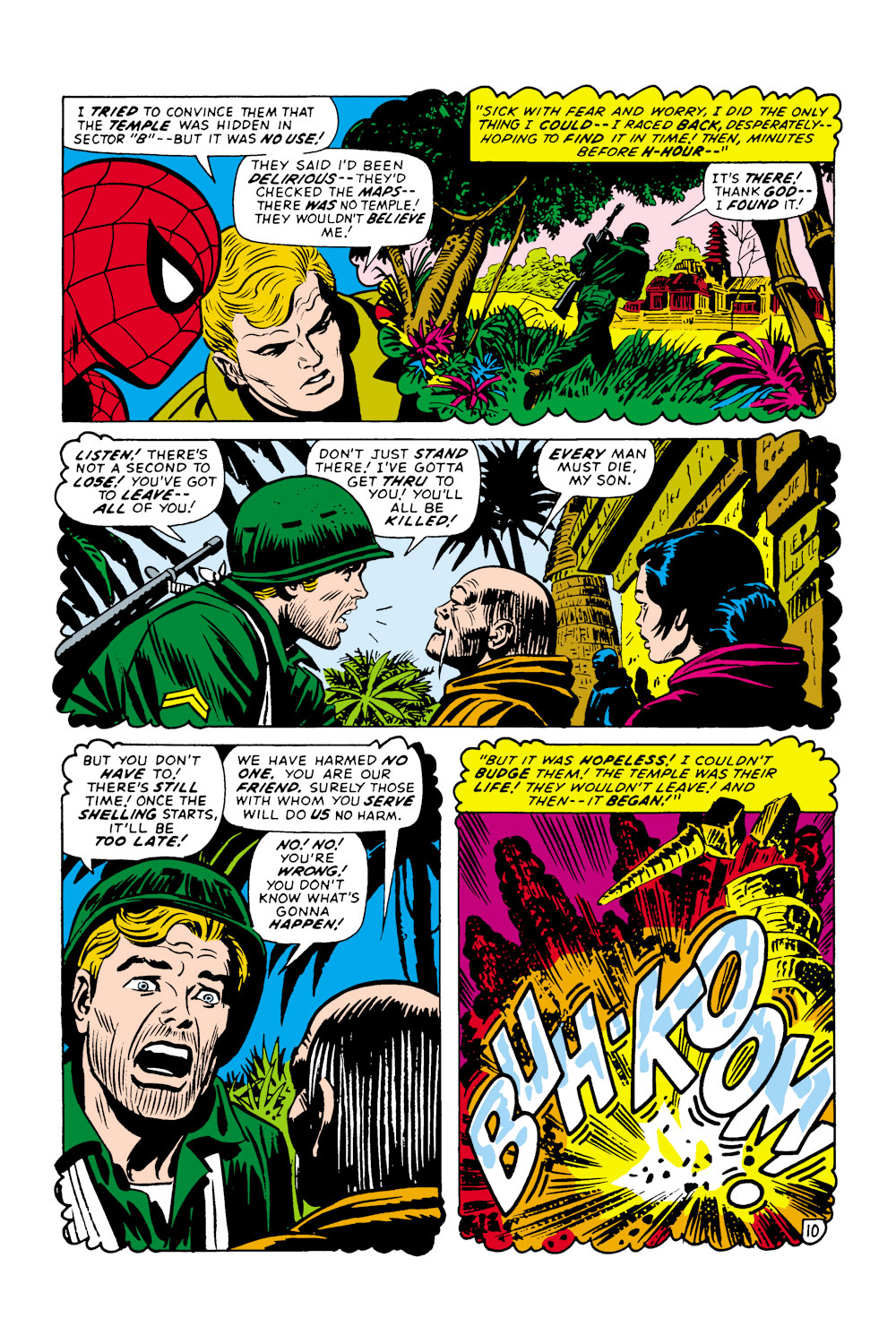 The Amazing Spider-Man (1963) 108 Page 10