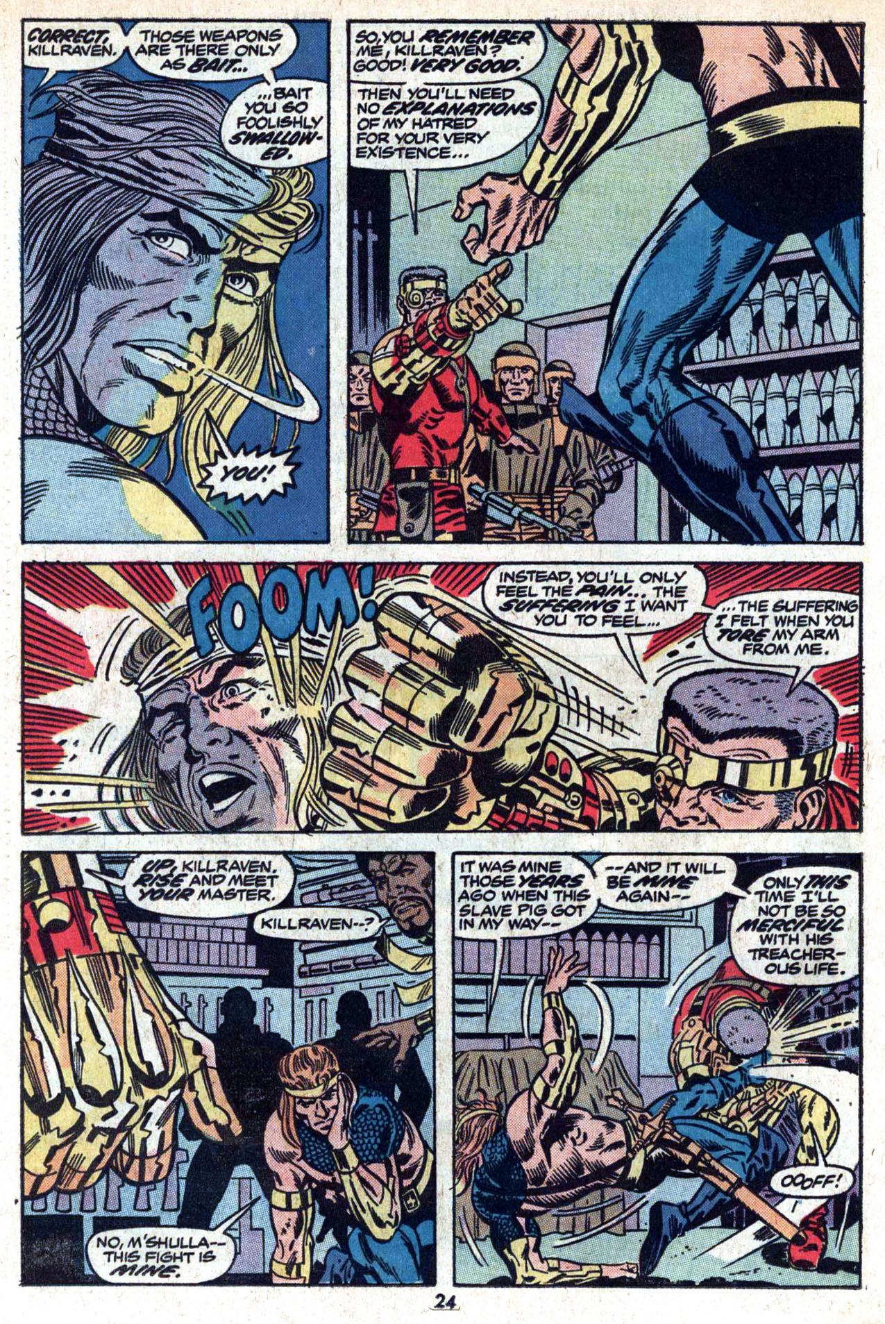Read online Amazing Adventures (1970) comic -  Issue #20 - 26