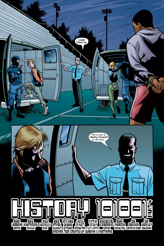 Read online Machine Teen comic -  Issue #4 - 23