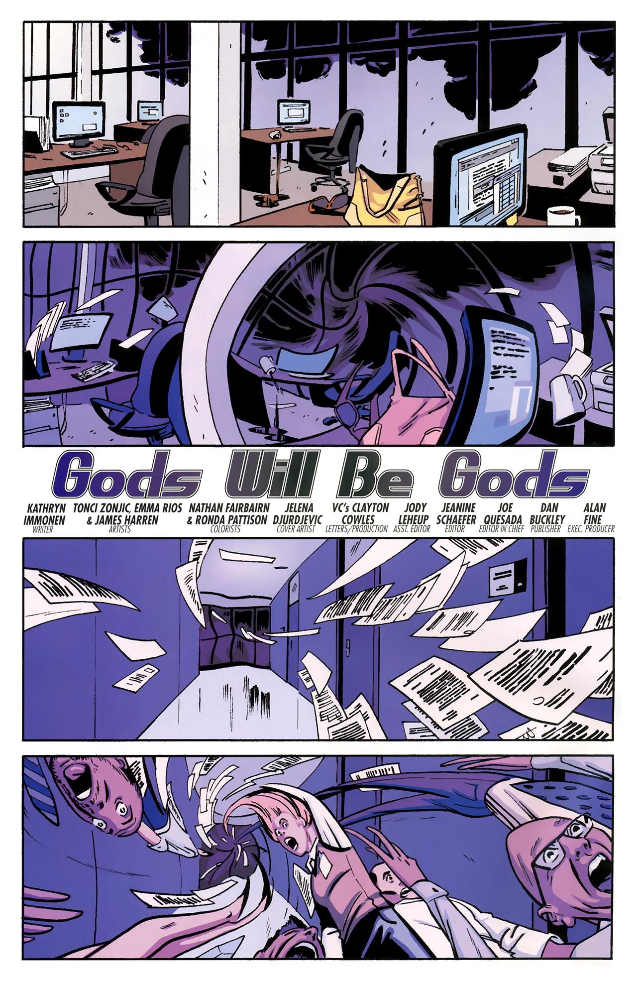 Read online Heralds comic -  Issue #4 - 3