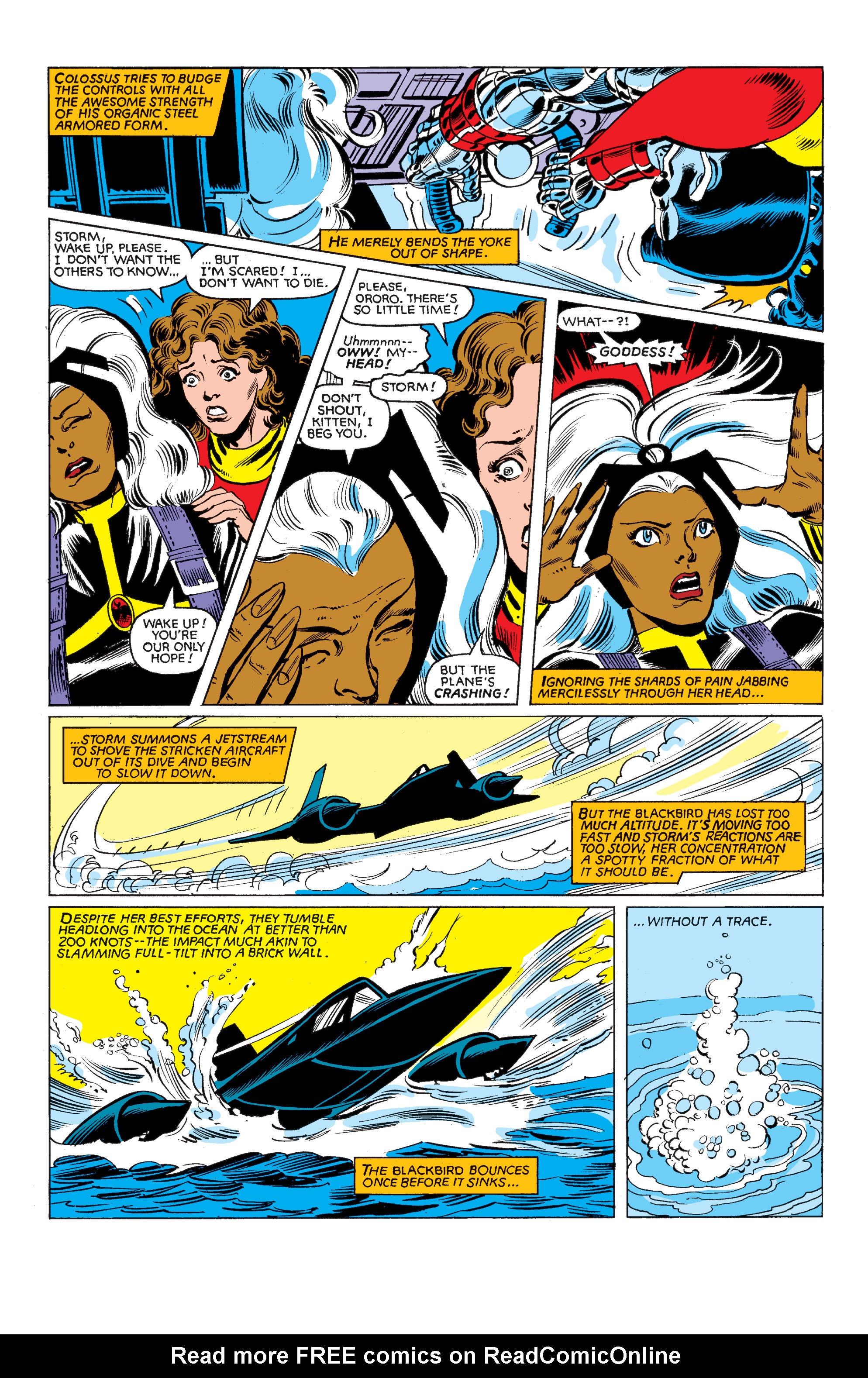 Read online Uncanny X-Men (1963) comic -  Issue #150 - 11