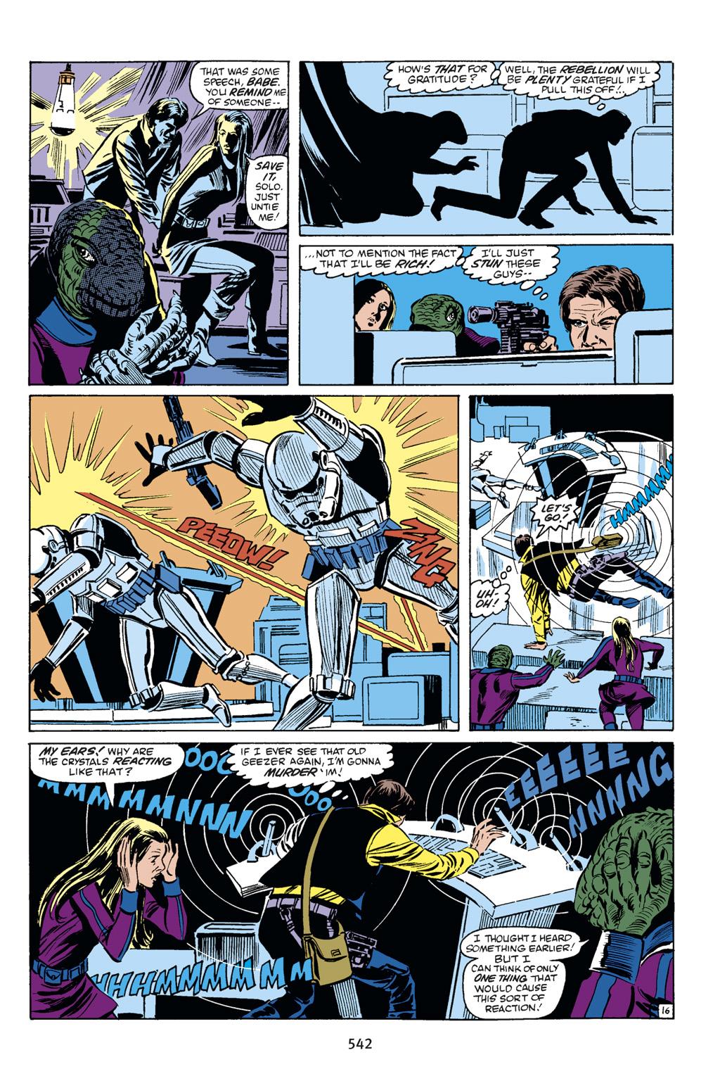 Read online Star Wars Omnibus comic -  Issue # Vol. 18.5 - 256