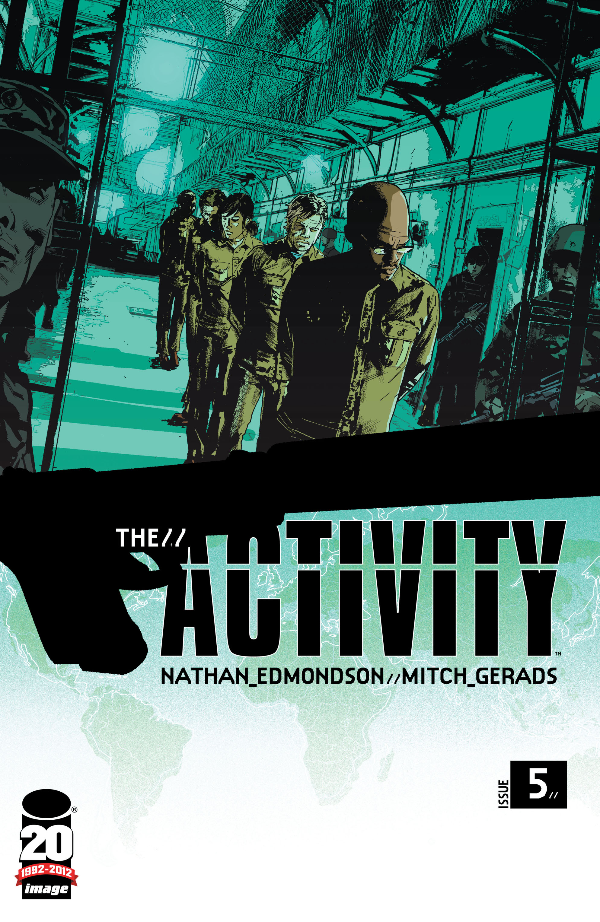 Read online The Activity comic -  Issue #5 - 1
