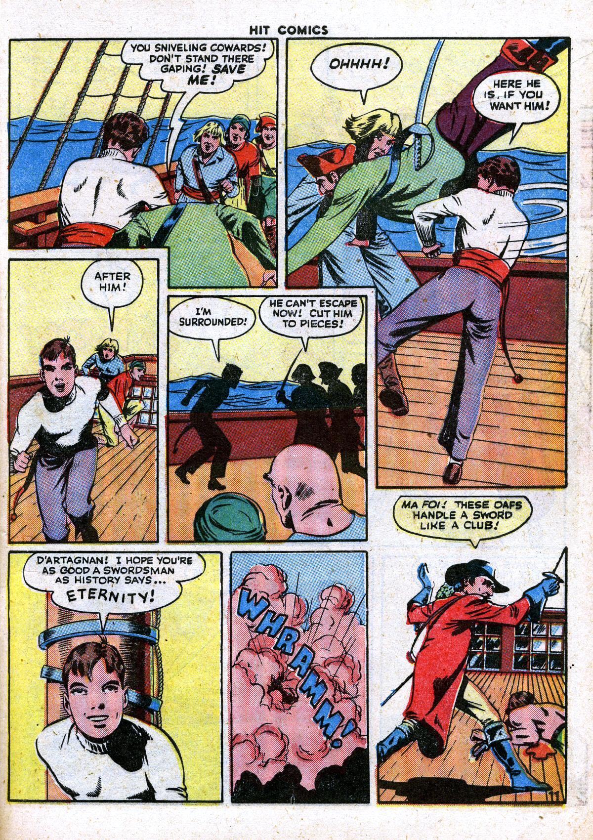 Read online Hit Comics comic -  Issue #41 - 13