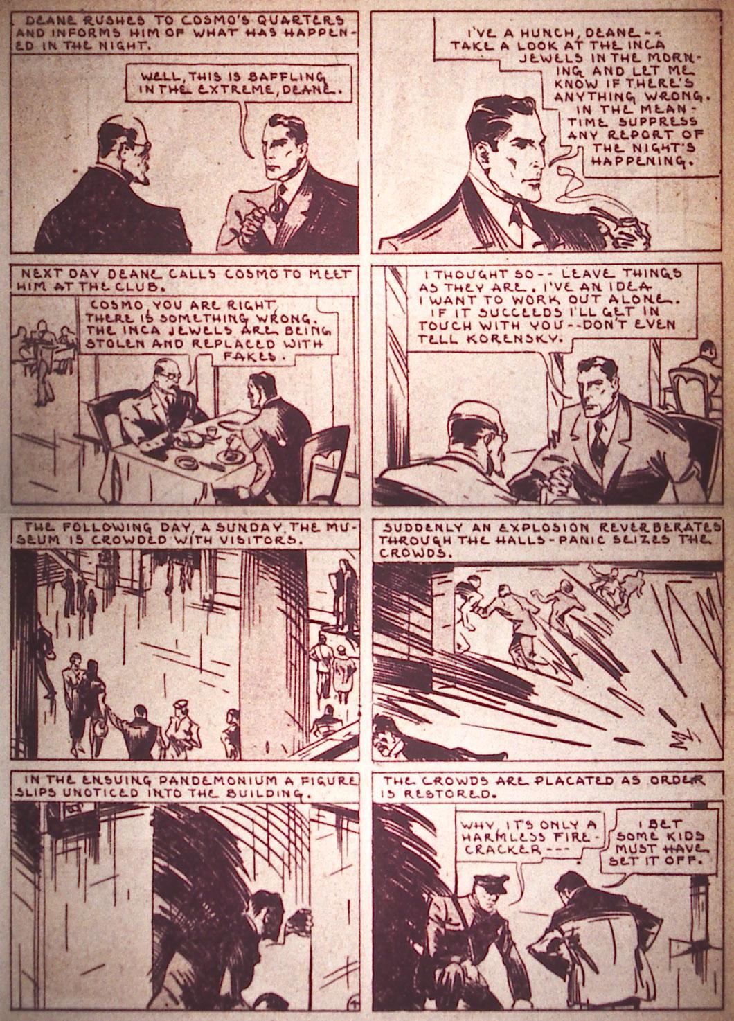 Read online Detective Comics (1937) comic -  Issue #16 - 19