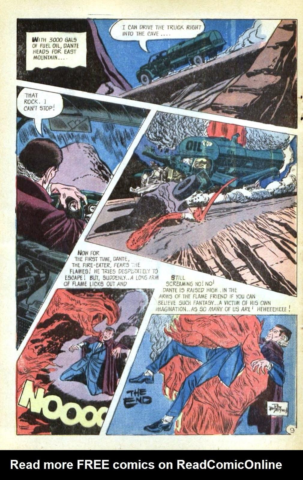 Strange Suspense Stories (1967) issue 3 - Page 12