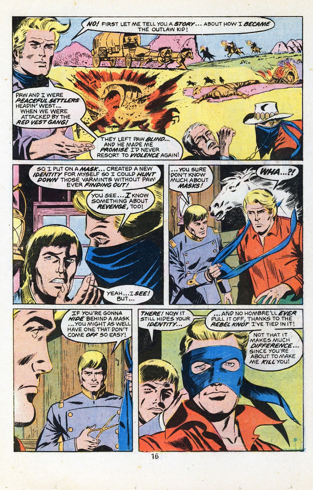 The Outlaw Kid (1970) issue 30 - Page 18