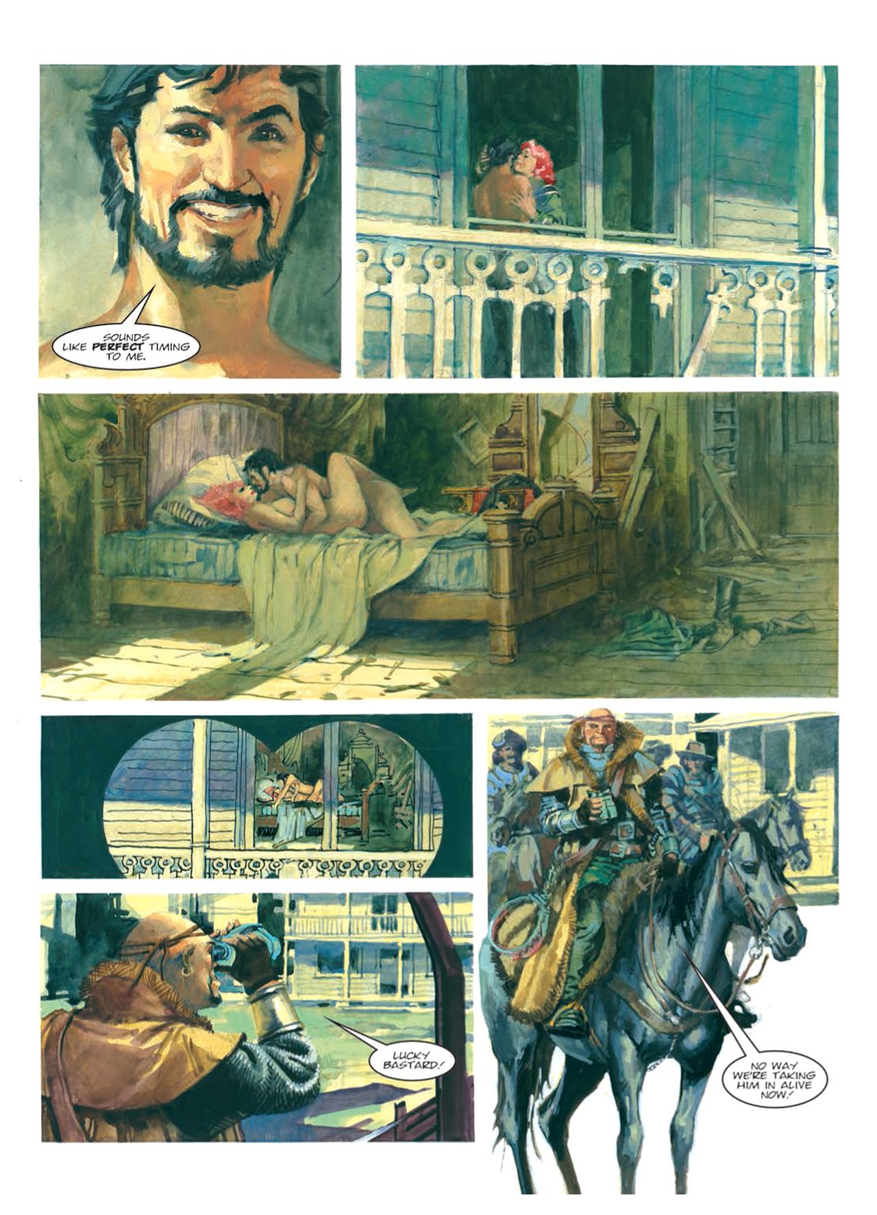 Read online Nikolai Dante comic -  Issue # TPB 9 - 112